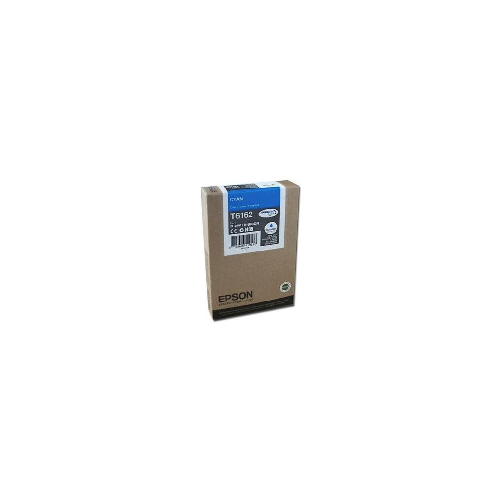 Картридж EPSON B300/B500DN cyan (C13T616200)