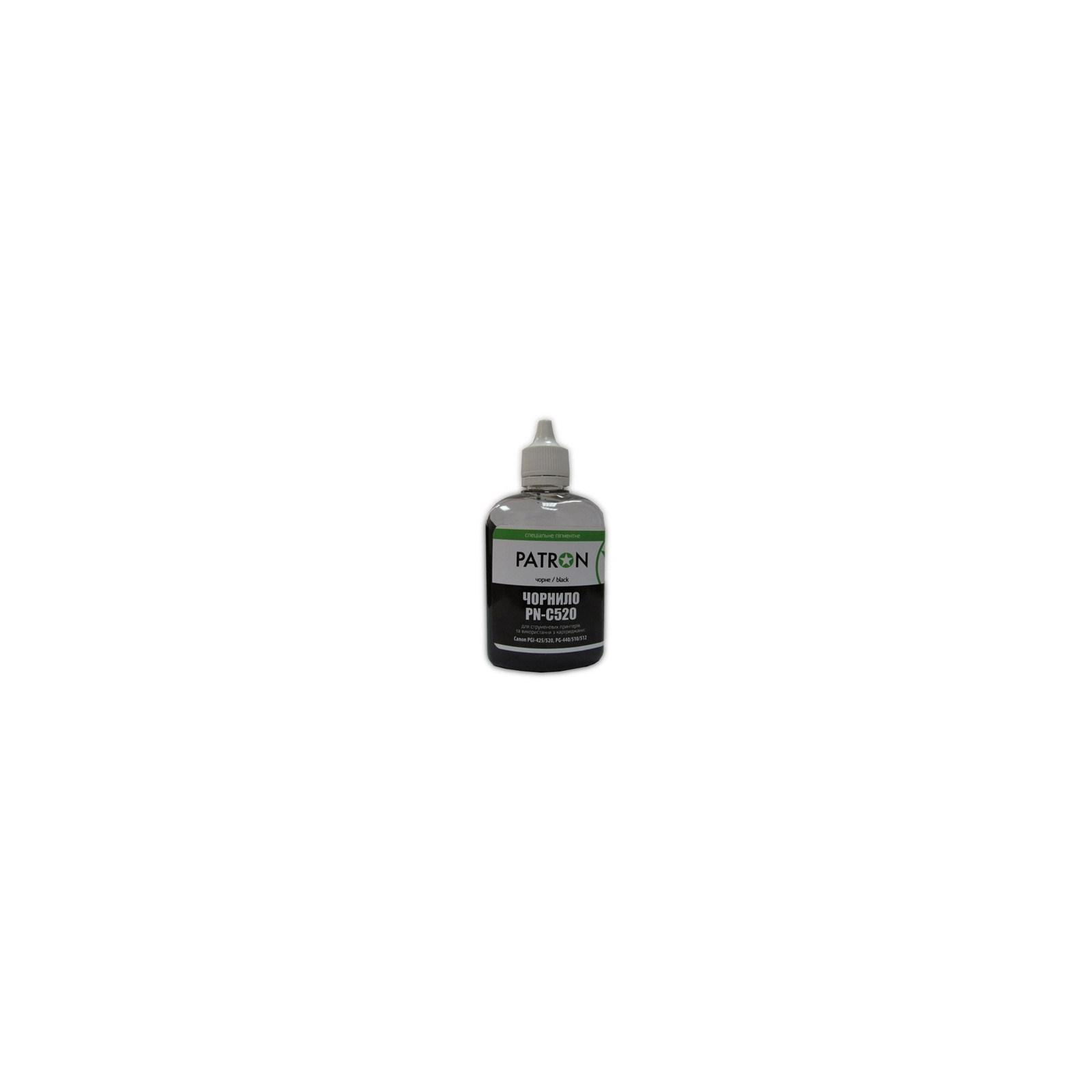 Чернила PATRON CANON PGI-520/425 PG440/510 BL pigm (I-PN-CPGI520-090-B-P)