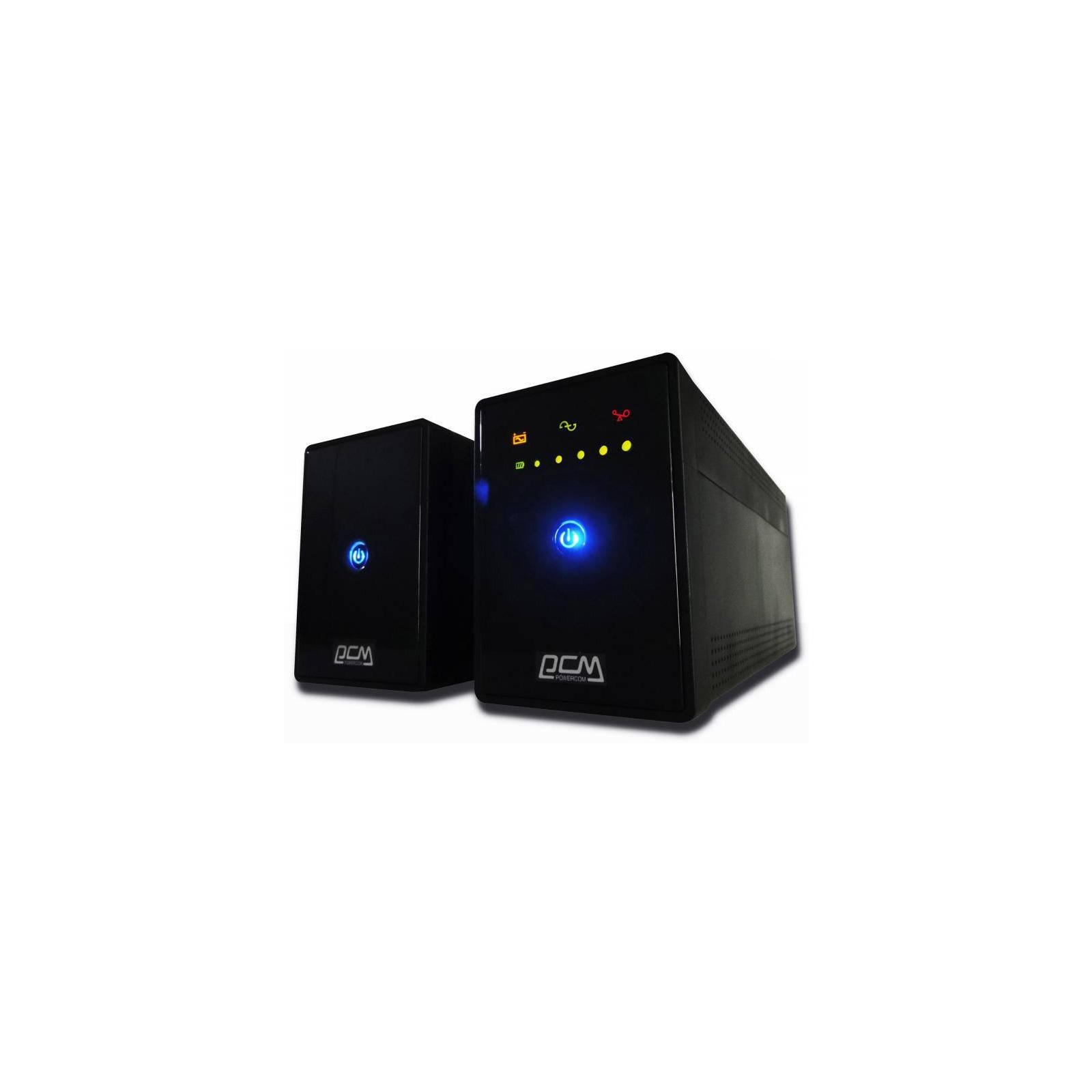 Источник бесперебойного питания Powercom PTM-650A
