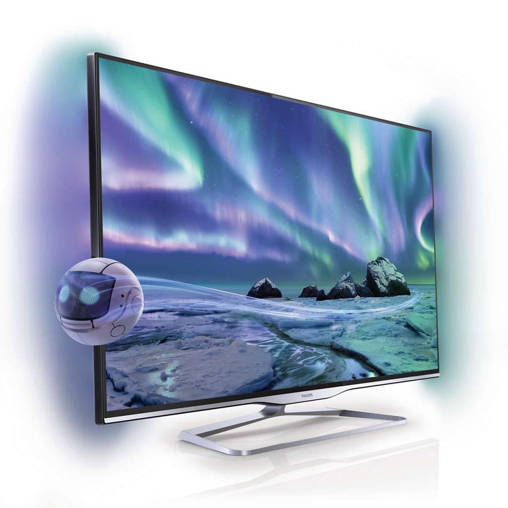 Телевизор PHILIPS 47PFL5008T/12 изображение 2