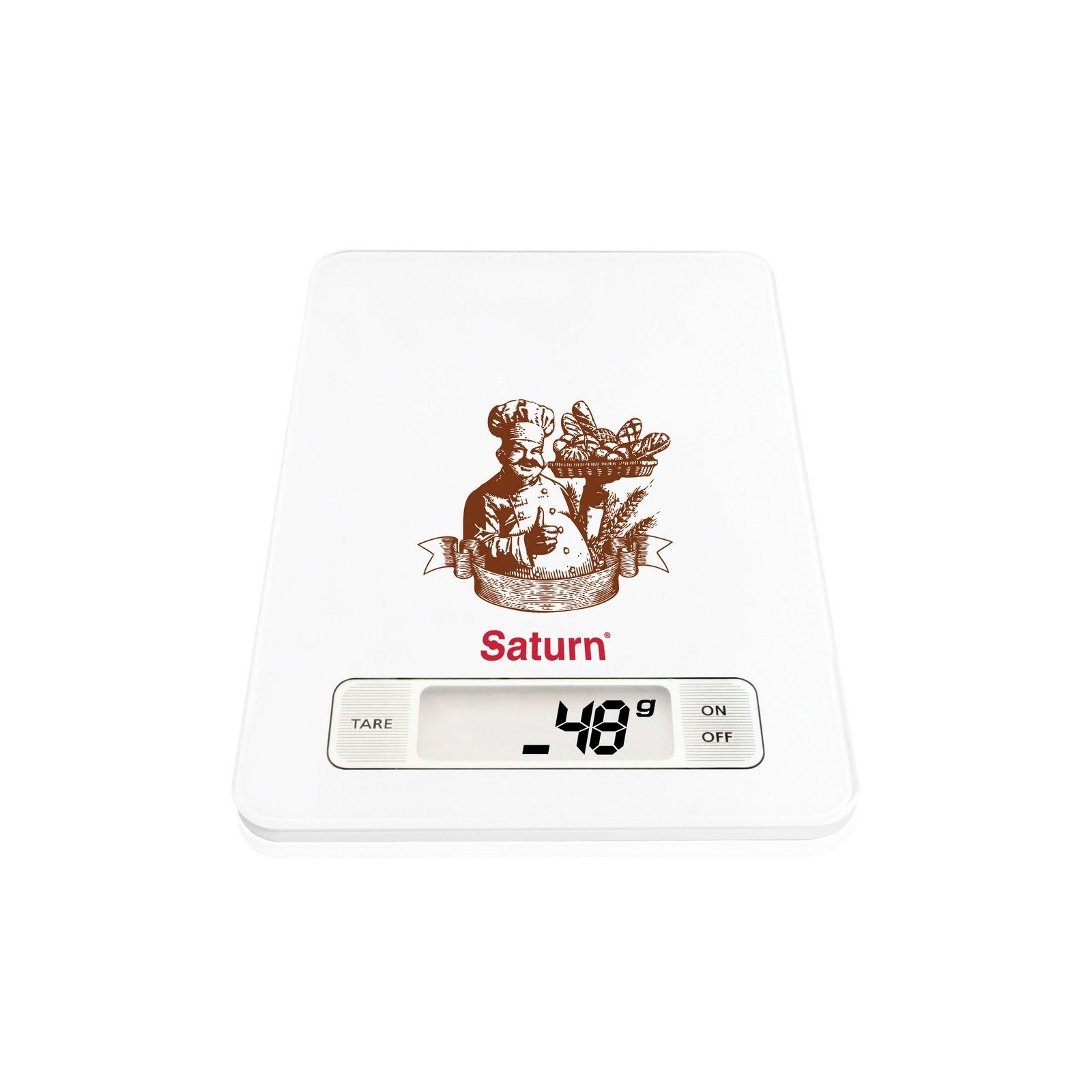 Весы кухонные SATURN ST-KS7235 Brown