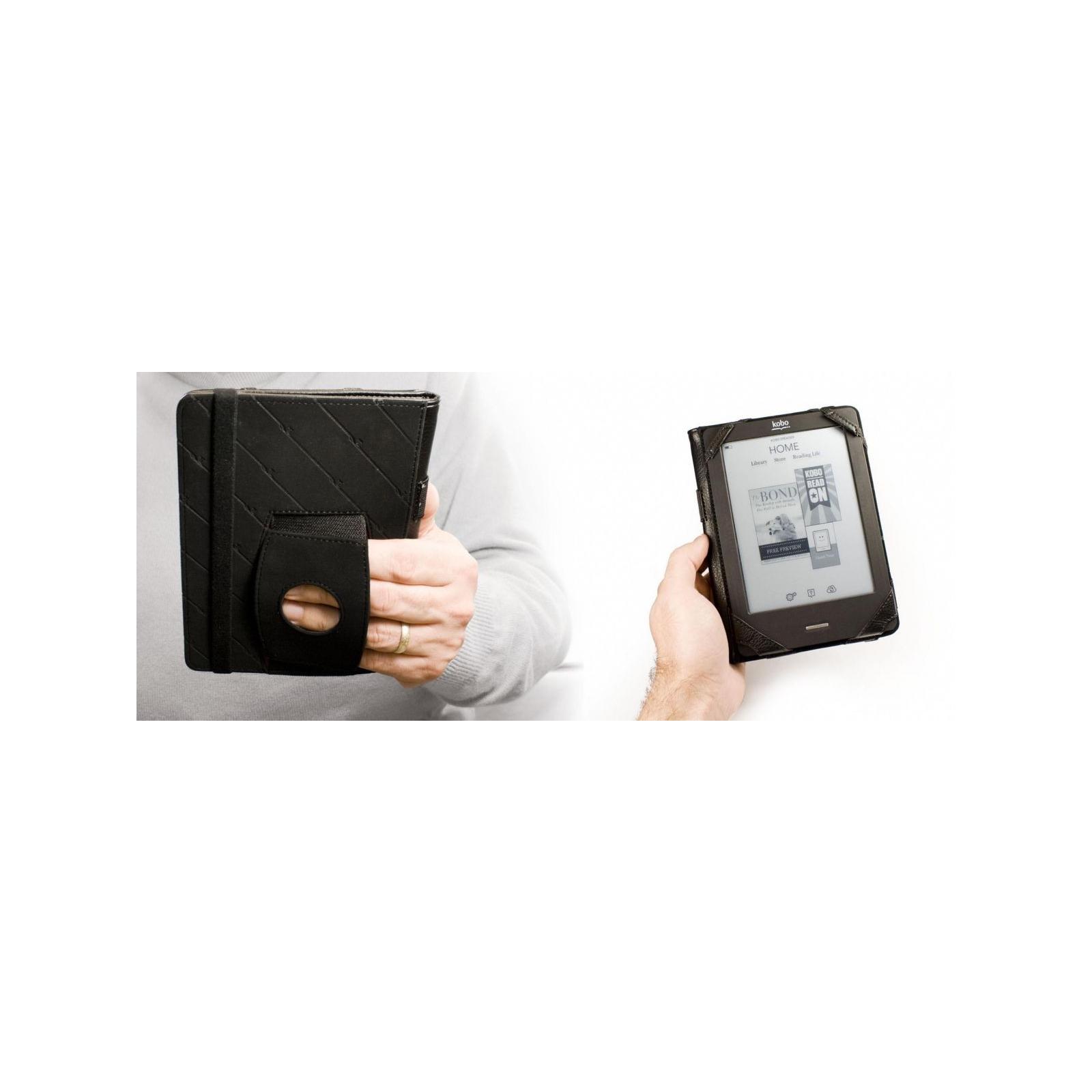 Чехол для электронной книги Tuff-Luv 6 Embrace faux leather/Black (C4_55) изображение 5