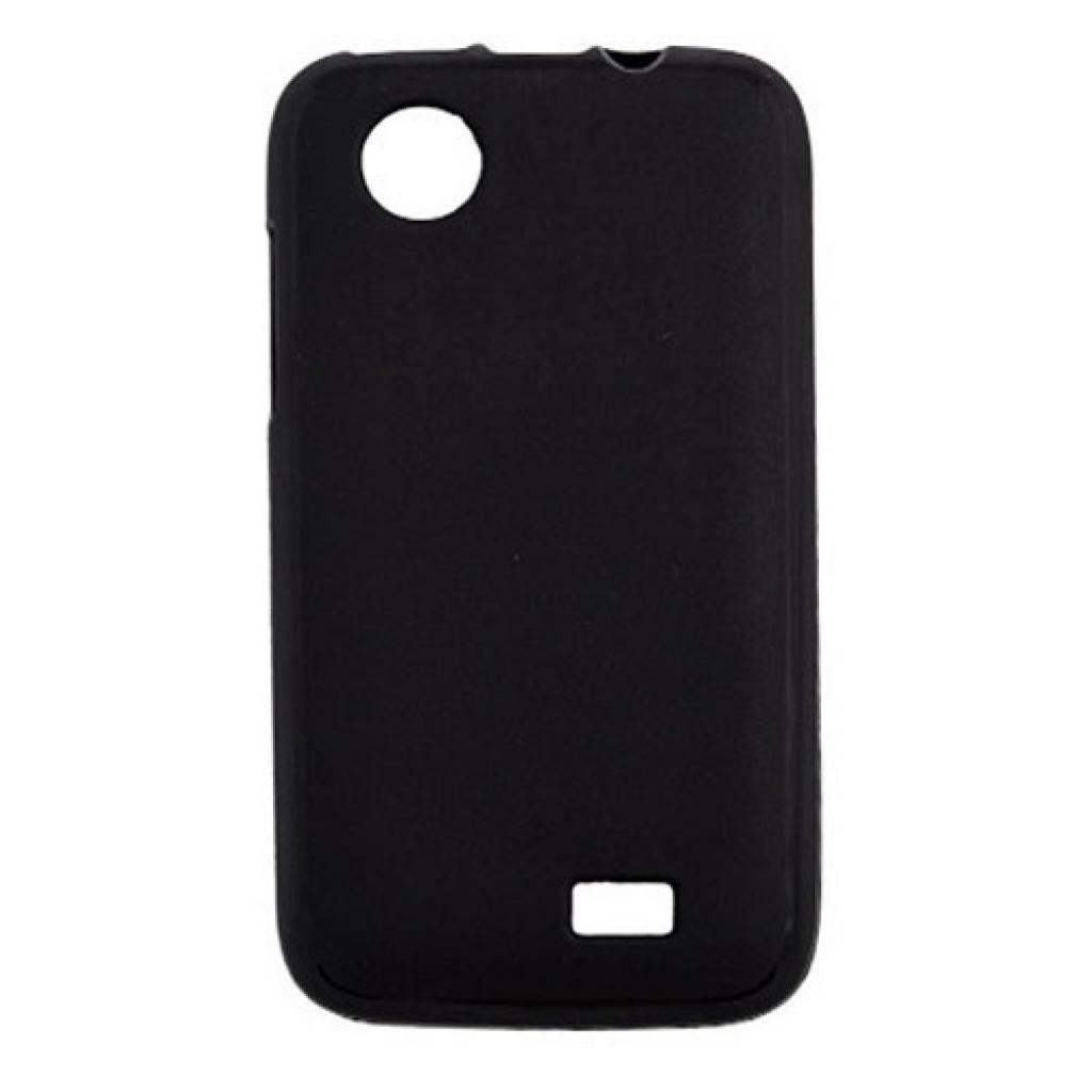 Чехол для моб. телефона Drobak для Lenovo S820 /Shaggy Hard/Black (211411)