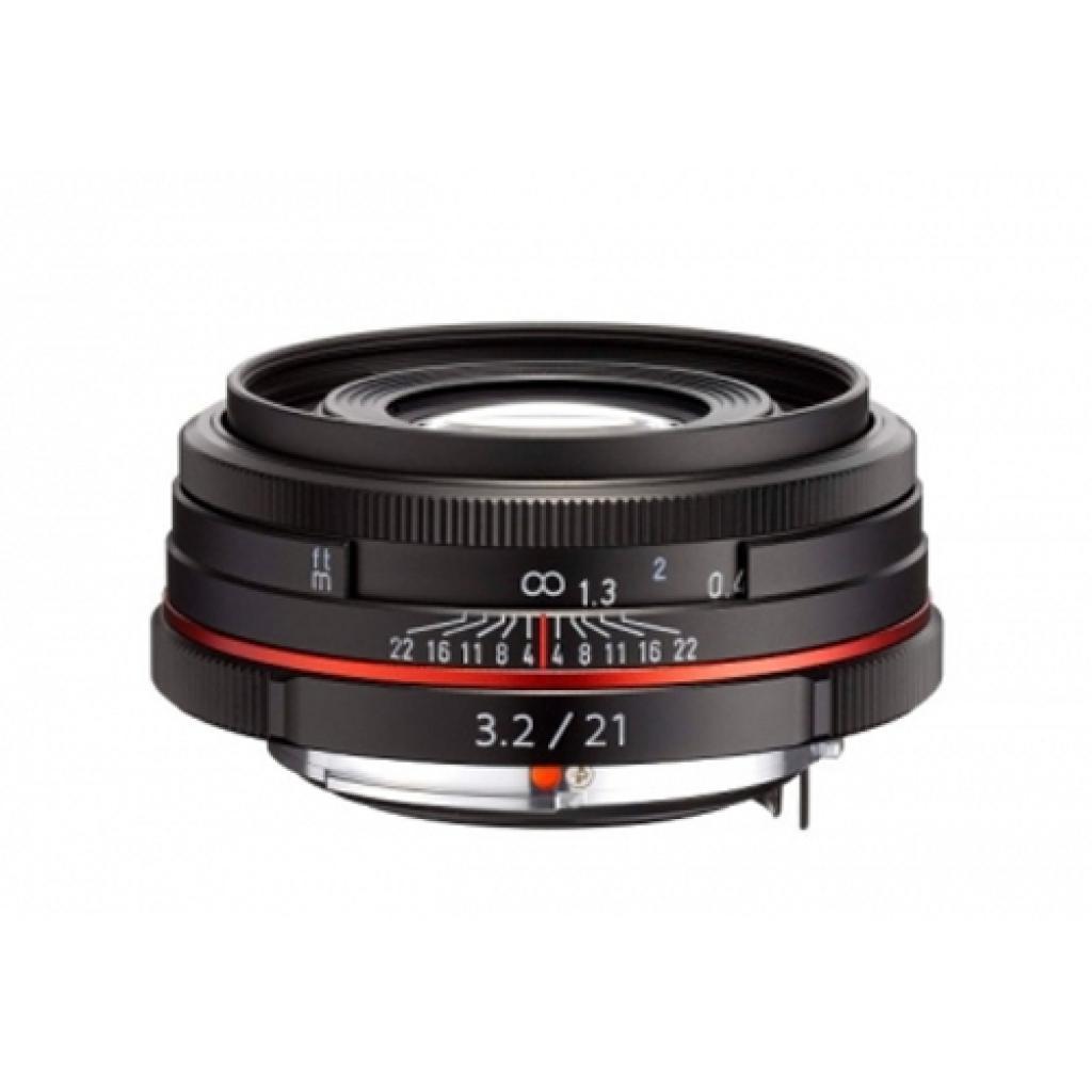 Объектив Pentax HD DA 21mm f/3.2 AL Limited Black (21410)