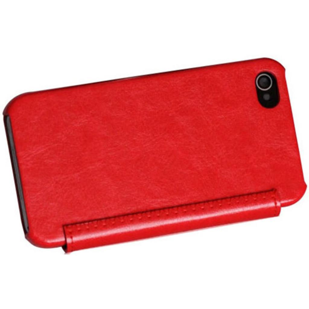 Чехол для моб. телефона HOCO для iPhone 4/4S /Crystal (HI-L028 Rose Red) изображение 3