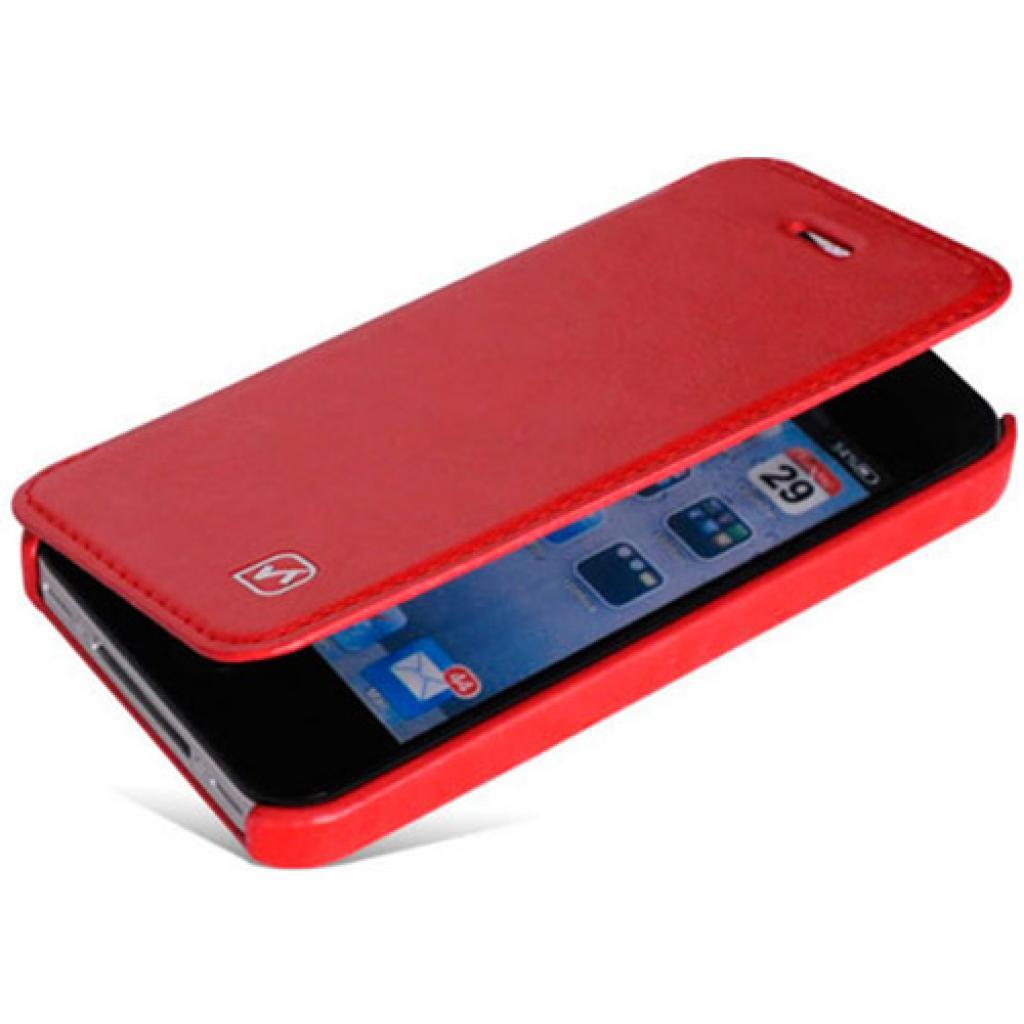 Чехол для моб. телефона HOCO для iPhone 4/4S /Crystal (HI-L028 Rose Red) изображение 4