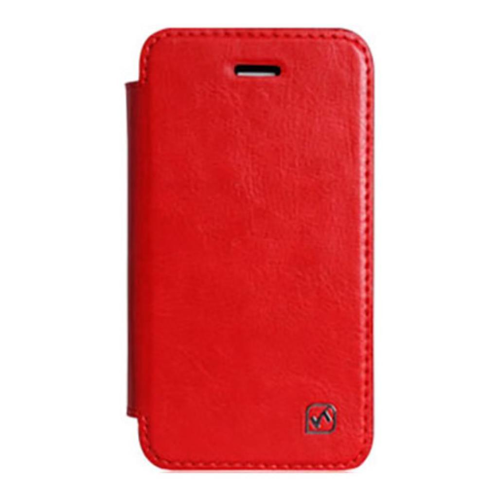 Чехол для моб. телефона HOCO для iPhone 4/4S /Crystal (HI-L028 Rose Red)