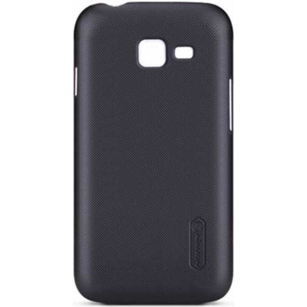 Чехол для моб. телефона NILLKIN для Samsung S7262 /Super Frosted Shield/Black (6104007)