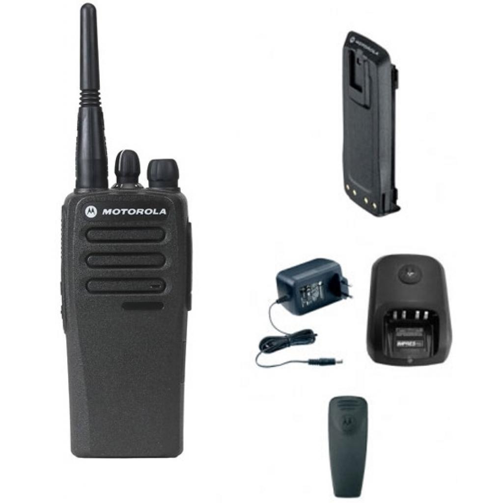 Портативная рация Motorola DP1400 NiMH 1400 mAh изображение 3