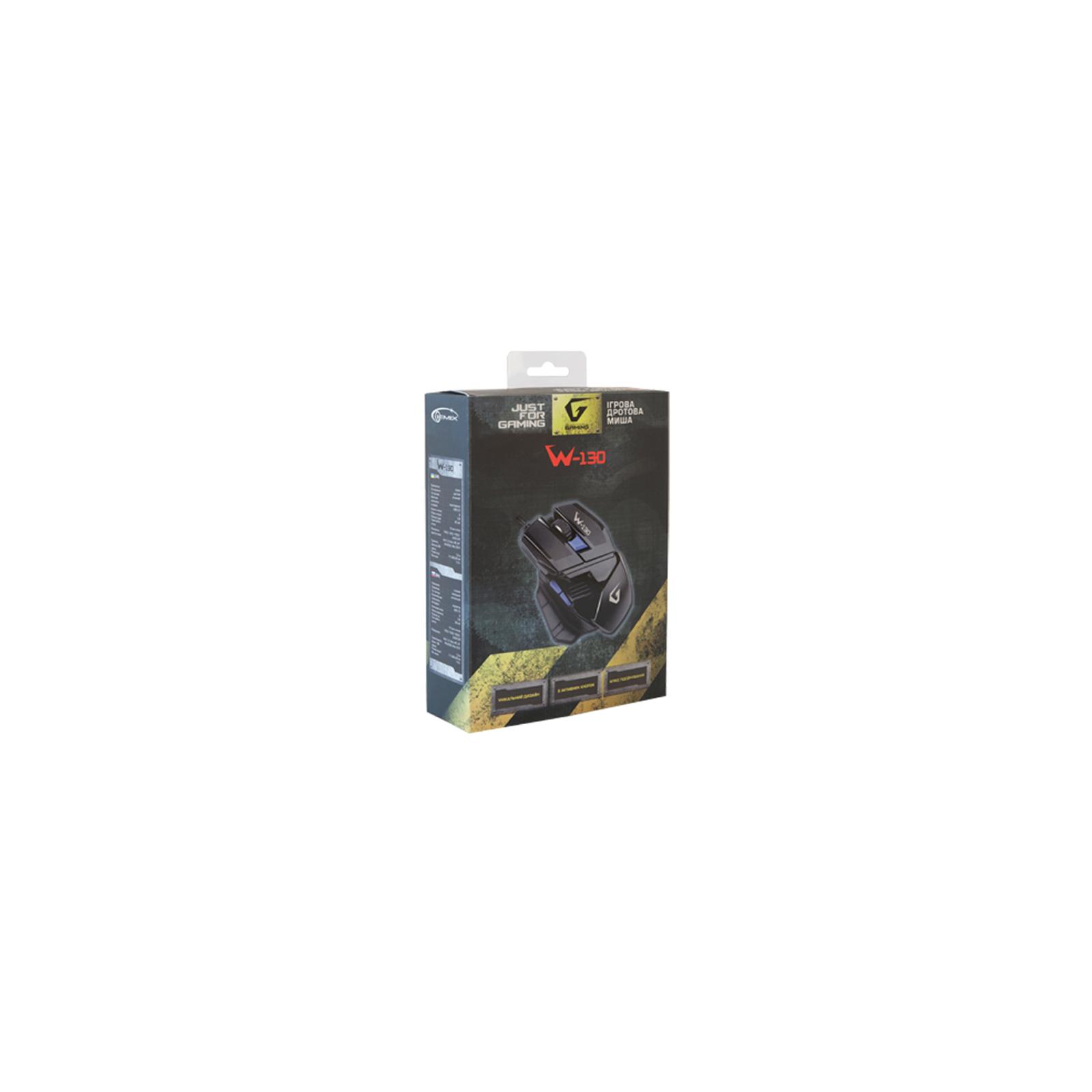 Мышка GEMIX W130 изображение 8
