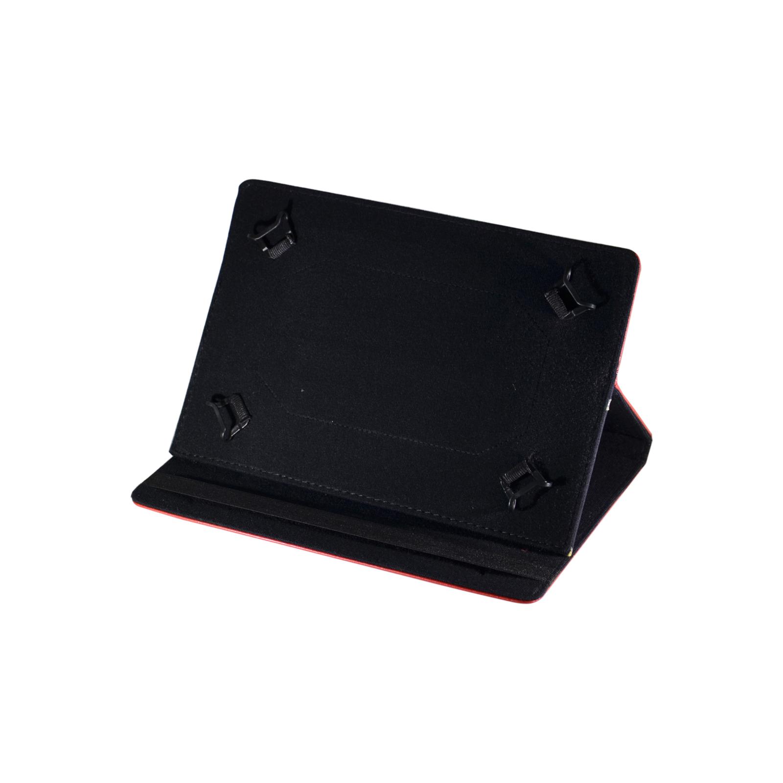 """Чехол для планшета Pro-case 10"""" универсальный case fits up red (UNS-022 r) изображение 3"""