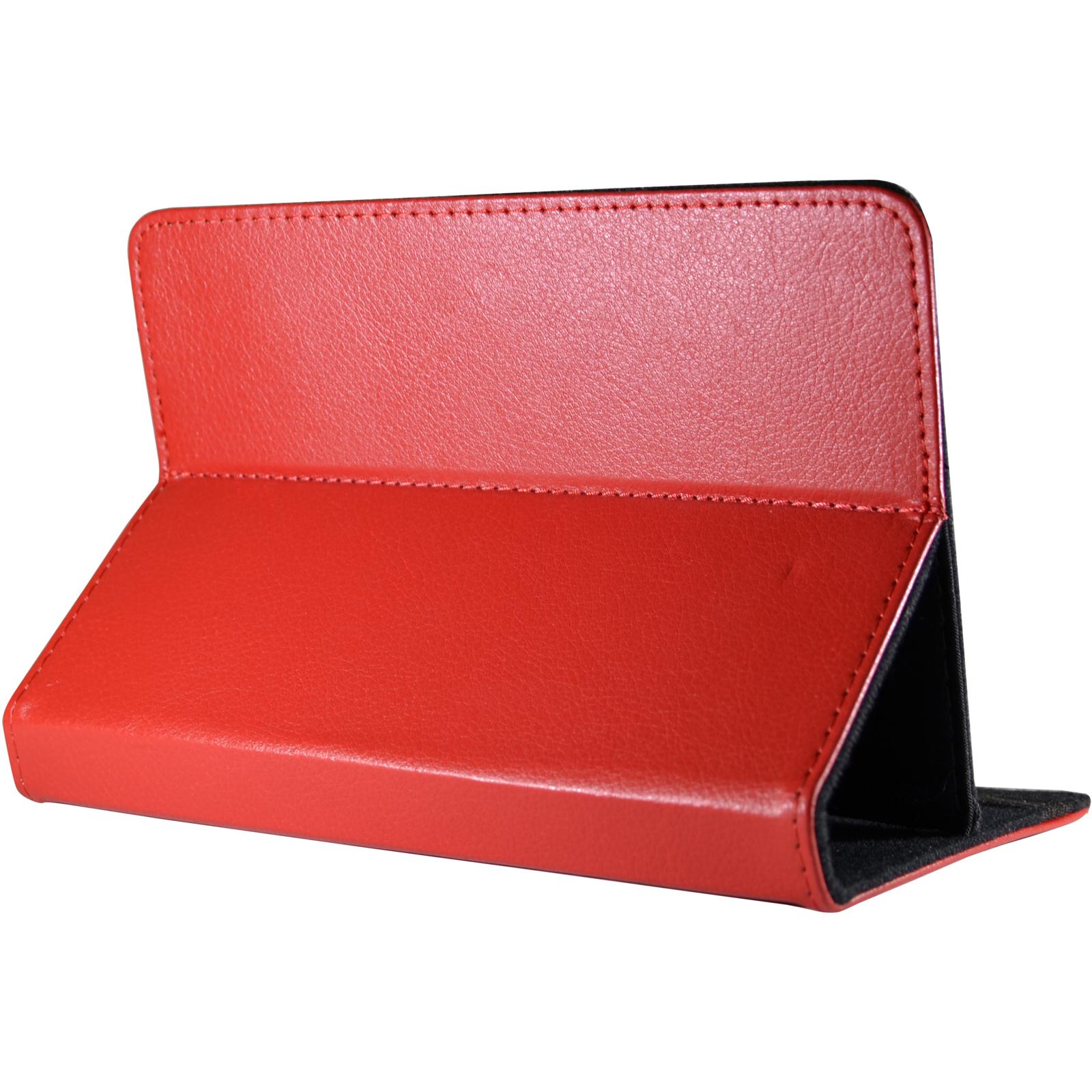 """Чехол для планшета Pro-case 10"""" универсальный case fits up red (UNS-022 r) изображение 4"""