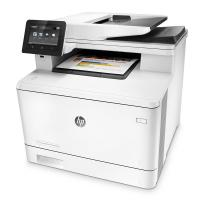 Многофункциональное устройство HP Color LJ Pro M477fdn (CF378A)