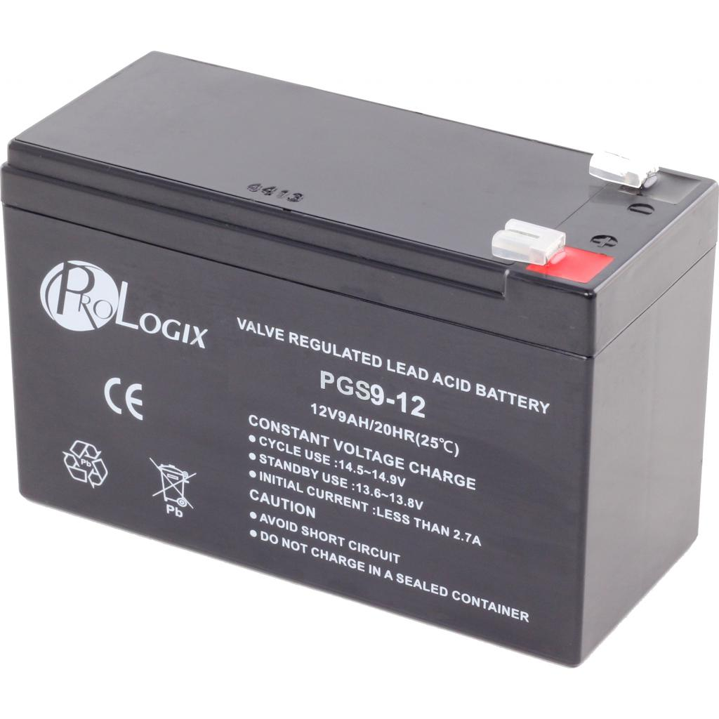 Батарея к ИБП PrologiX 12В 9 Ач GEL (PGS9-12)