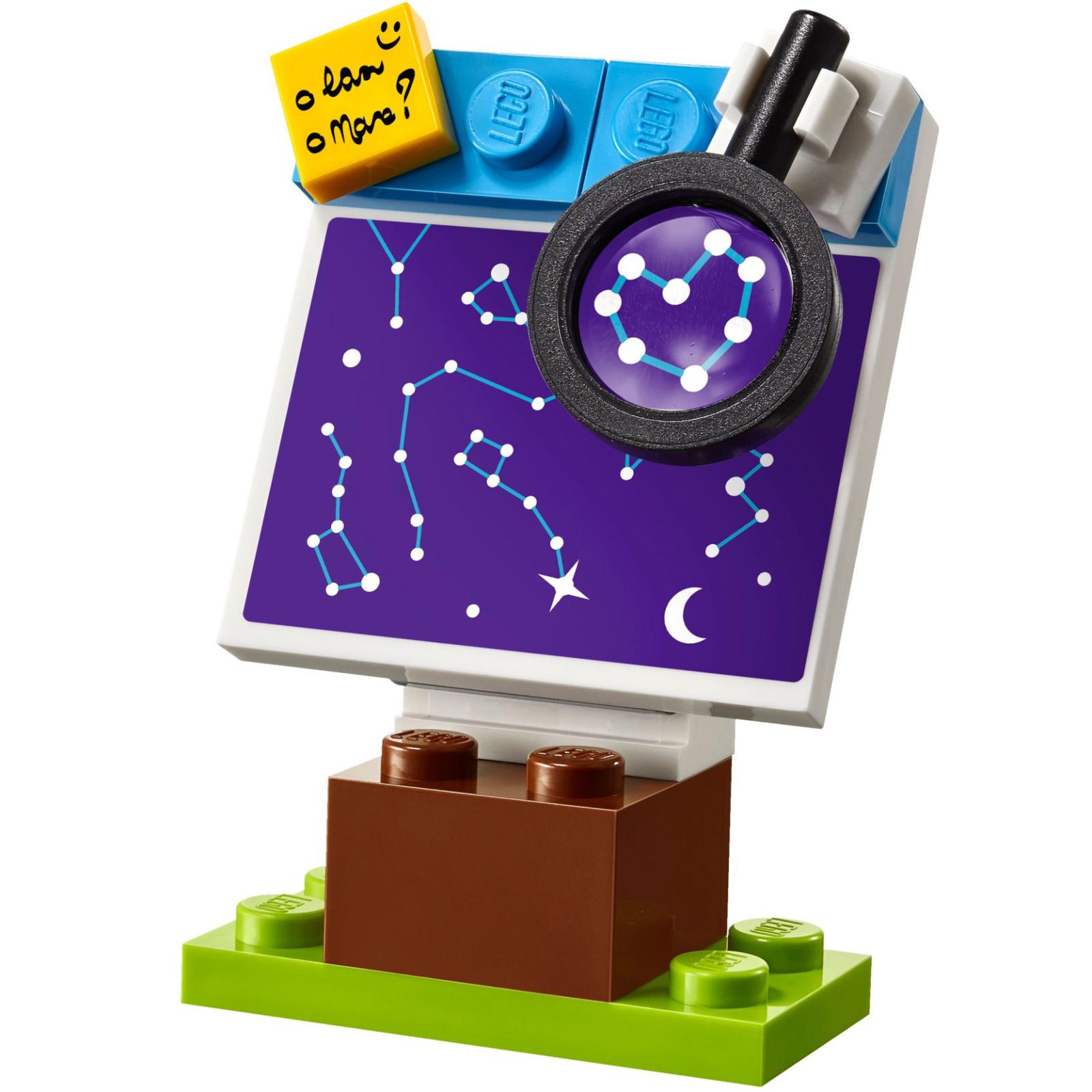 Конструктор LEGO Friends Звездное небо Оливии (41116) изображение 7