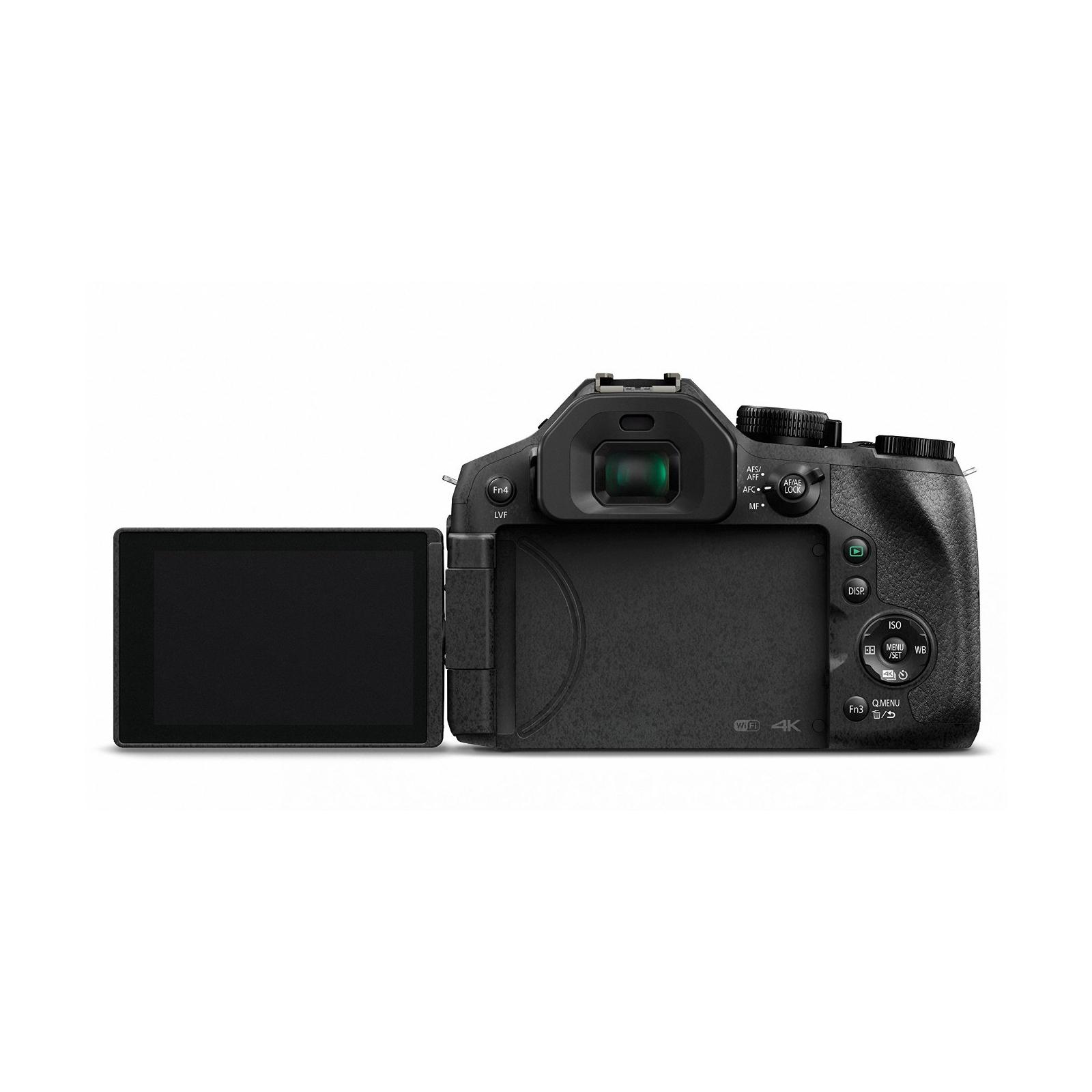 Цифровой фотоаппарат PANASONIC DMC-FZ300 (DMC-FZ300EEK) изображение 11