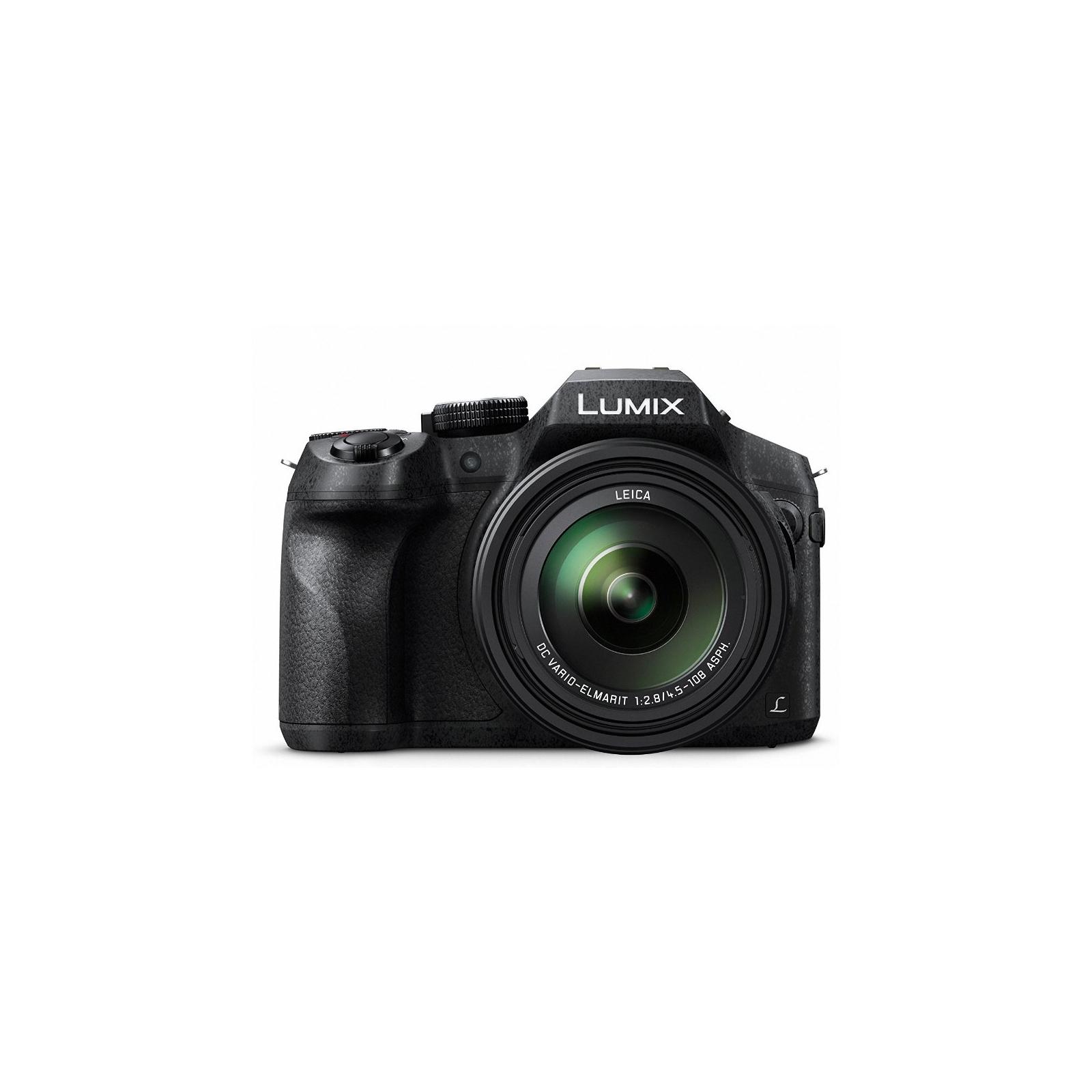 Цифровой фотоаппарат PANASONIC DMC-FZ300 (DMC-FZ300EEK) изображение 2