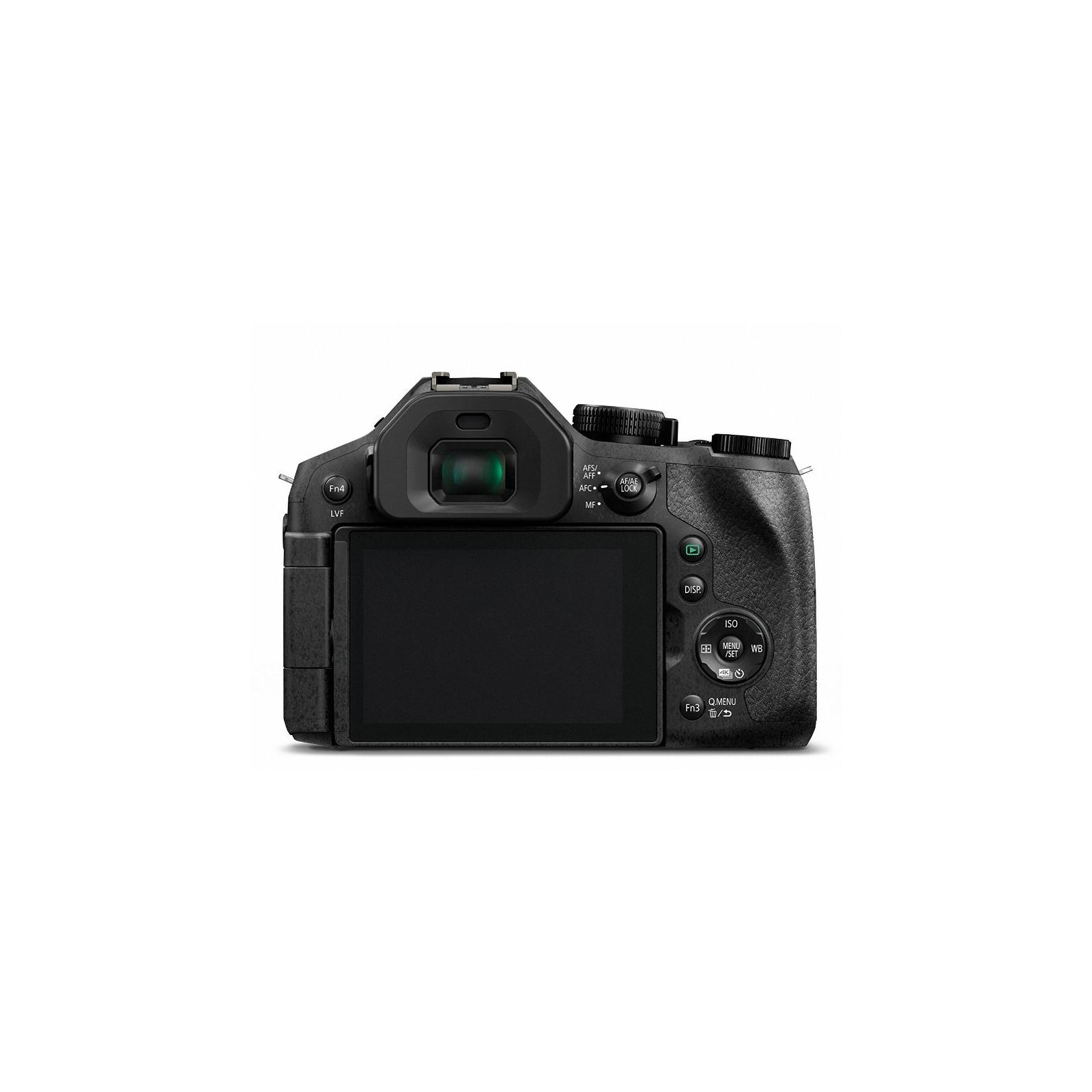 Цифровой фотоаппарат PANASONIC DMC-FZ300 (DMC-FZ300EEK) изображение 3