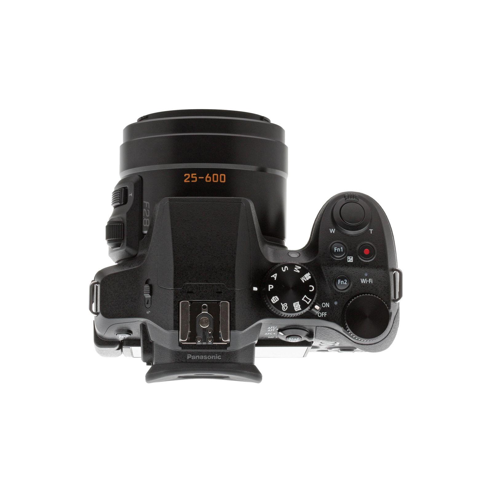 Цифровой фотоаппарат PANASONIC DMC-FZ300 (DMC-FZ300EEK) изображение 4