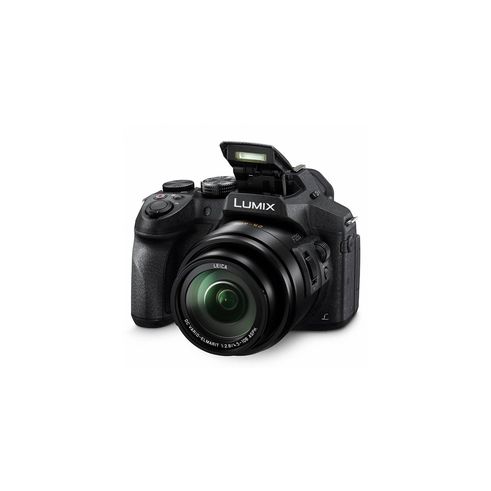 Цифровой фотоаппарат PANASONIC DMC-FZ300 (DMC-FZ300EEK) изображение 8