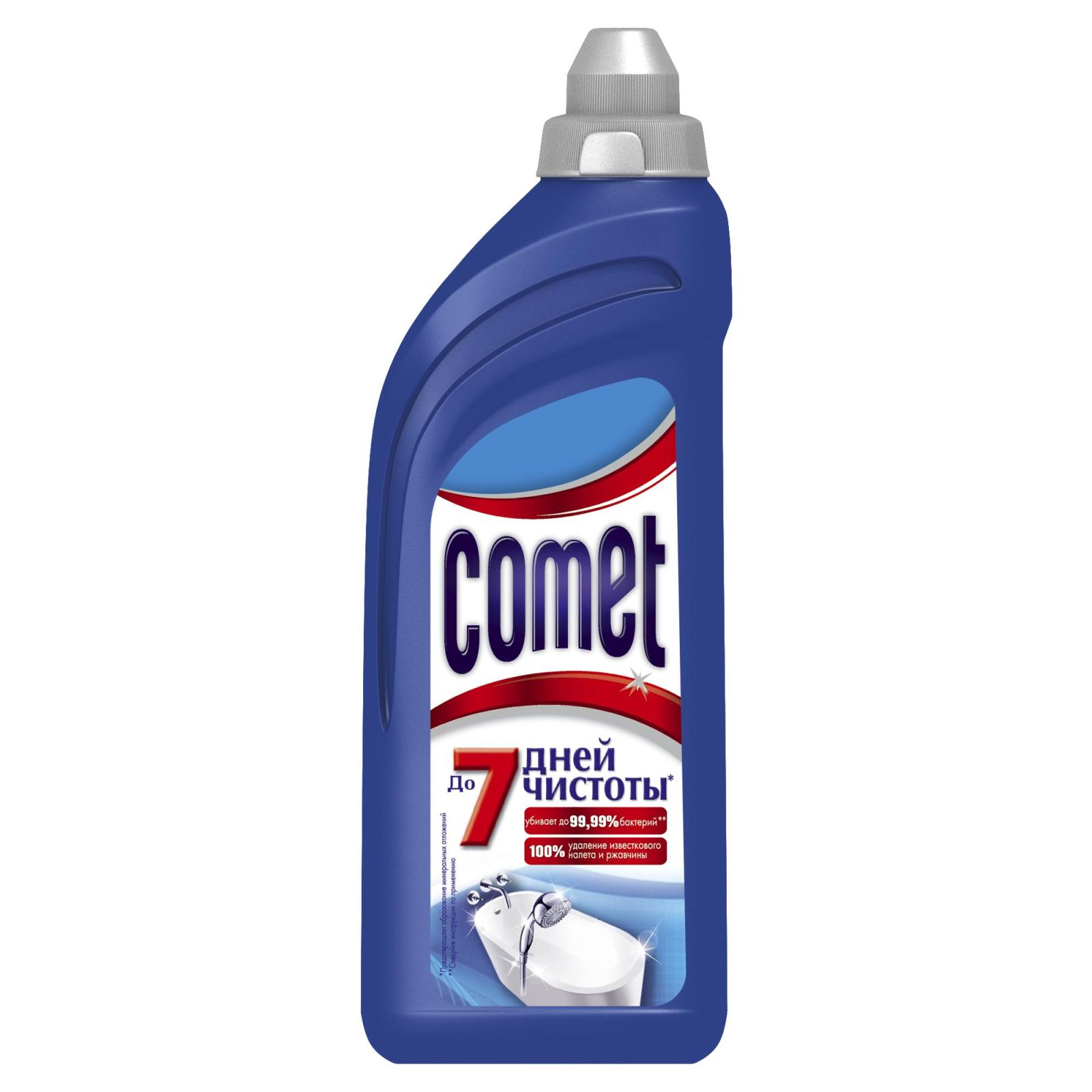 Гель для чистки ванн Comet для ванной комнаты 500 мл (5413149499720)