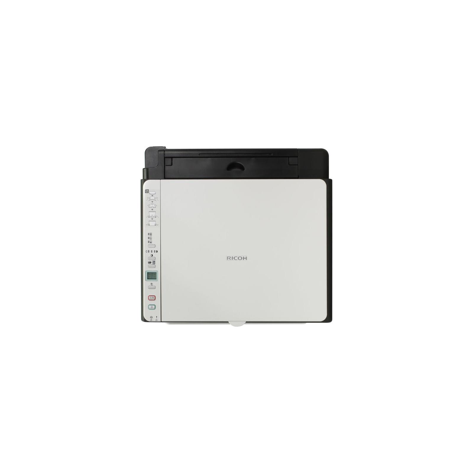 Многофункциональное устройство Ricoh SP 111SU (407418) изображение 4