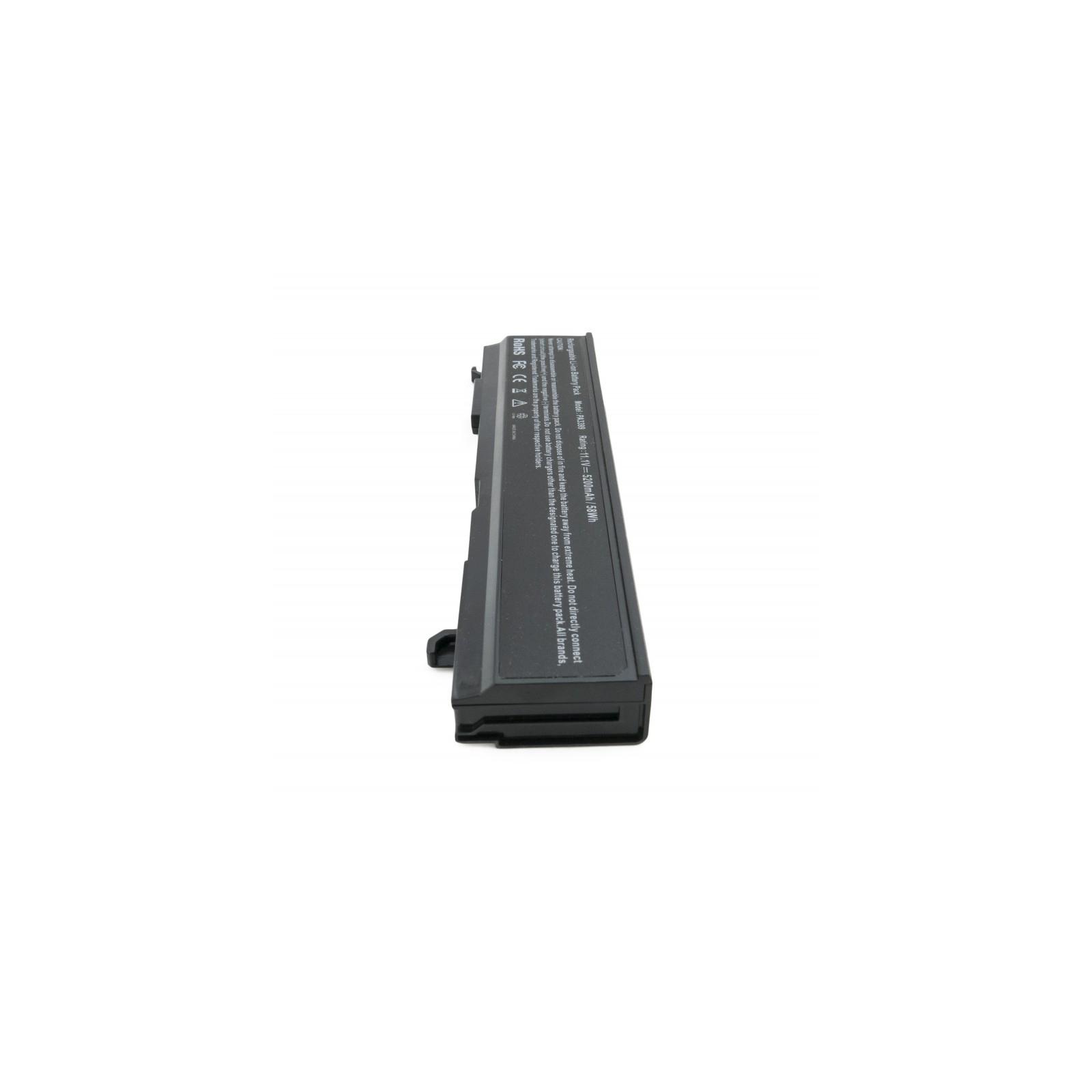 Аккумулятор для ноутбука Toshiba Satellite A80 (PA3399U) 5200 mAh EXTRADIGITAL (BNT3959) изображение 5