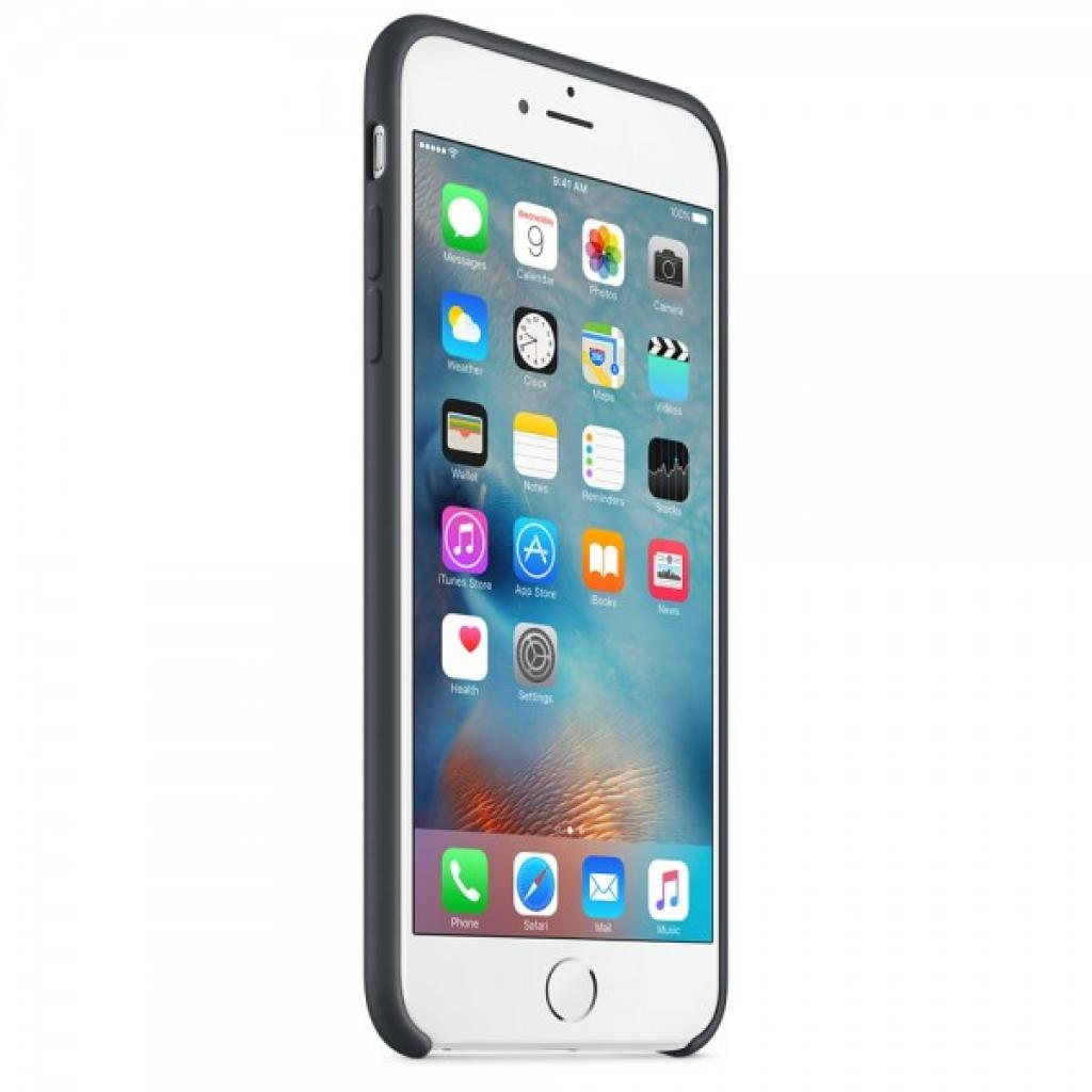 Чехол для моб. телефона Apple для iPhone 6 Plus/6s Plus Charcoal Gray (MKXJ2ZM/A) изображение 4