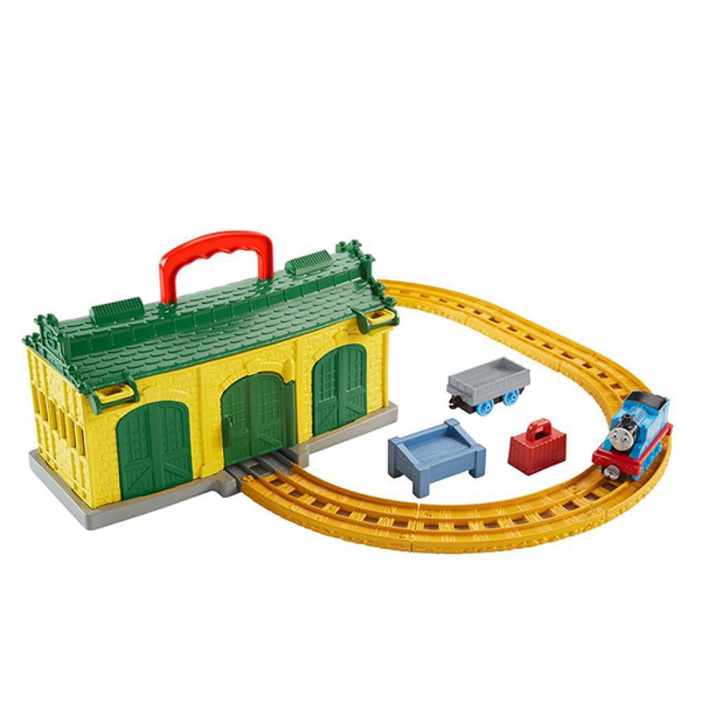 Игровой набор Fisher-Price Станция Тидмаус Томас и друзья (DGC10) изображение 2
