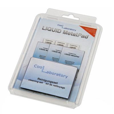 Термопаста Coollaboratory Liquid MetalPad 3xGPU 3xCPU + CS (CL-LMP-3GPU-3CPU-CS)