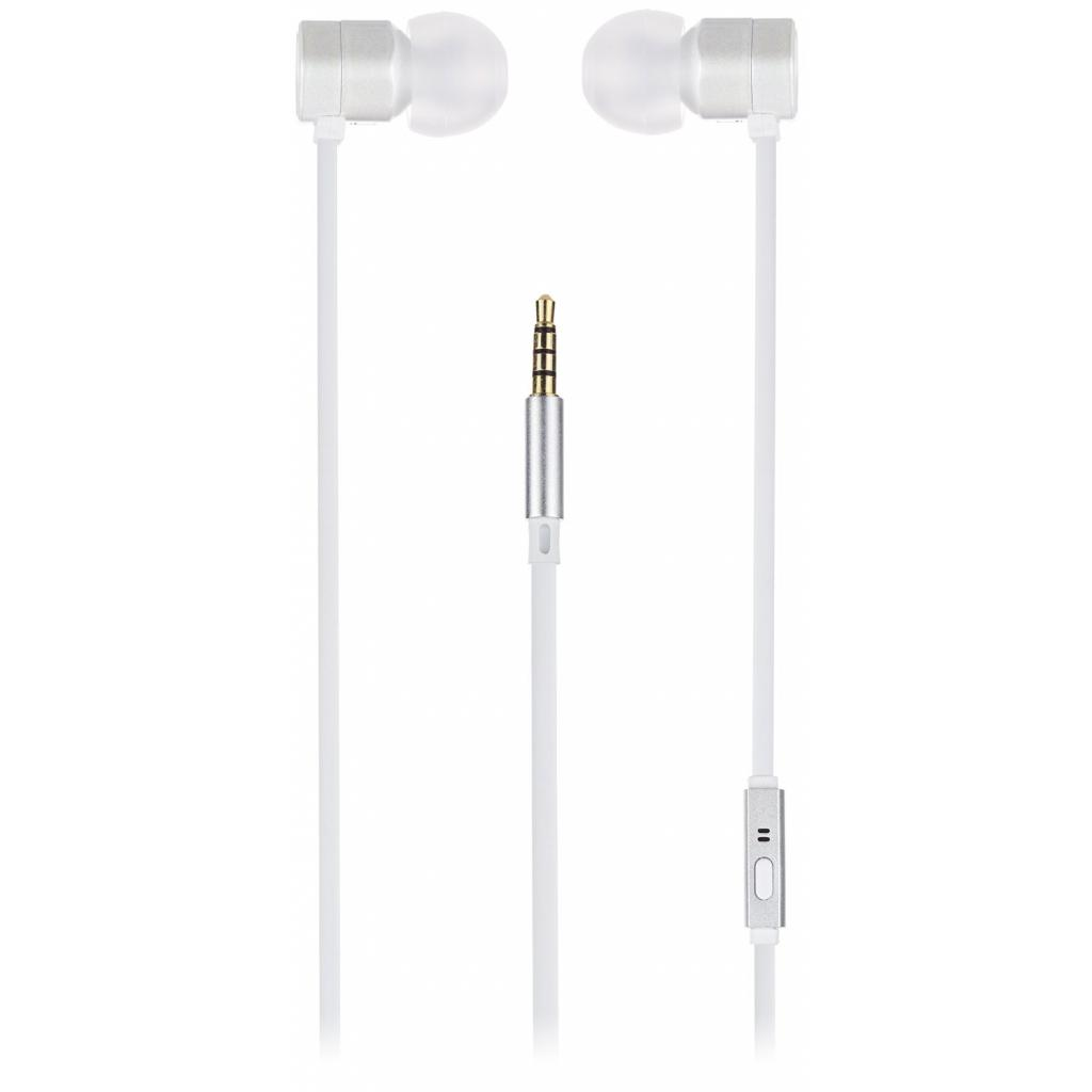 Наушники KitSound KS Hive Buds Earphones with Mic White (KSHIVBWH) изображение 4
