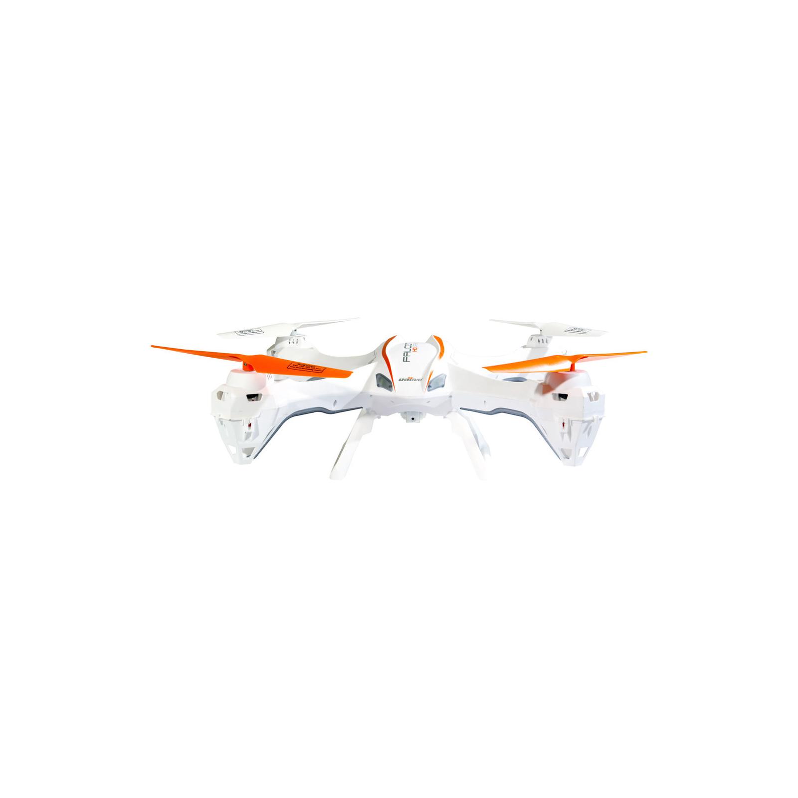 Квадрокоптер UDIRC U842 FALCON 2,4 GHz 486 мм HD бортовая камера 4CH (U842 White) изображение 2