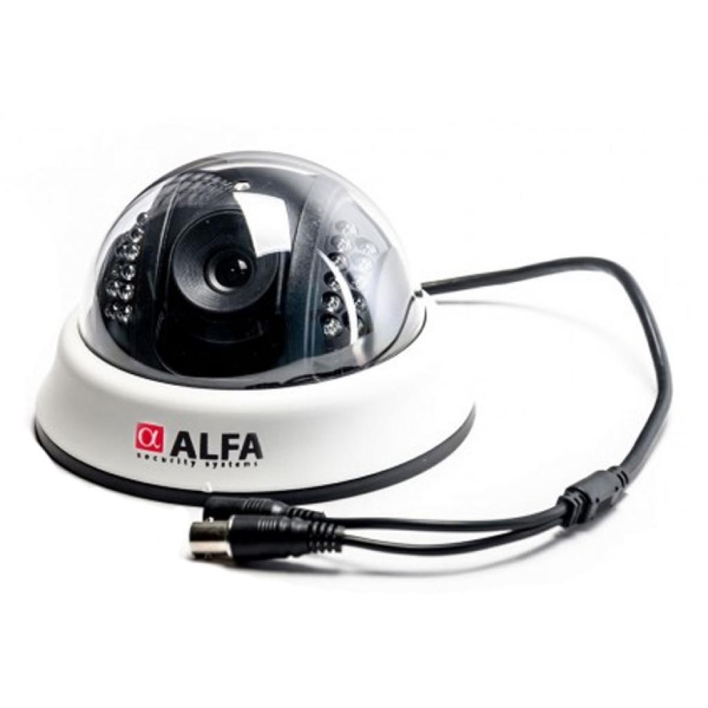 Камера видеонаблюдения ALFA M568-A White
