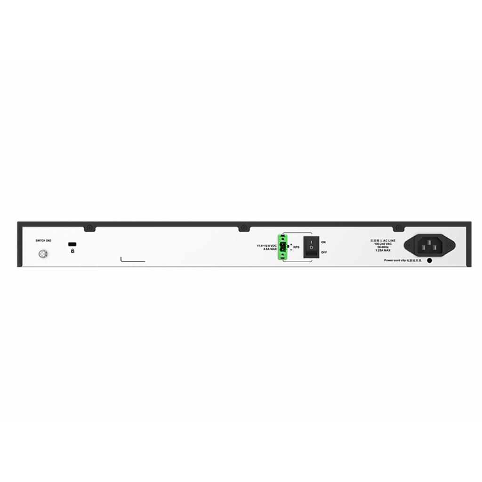 Коммутатор сетевой D-Link DGS-1510-28XS/ME изображение 3