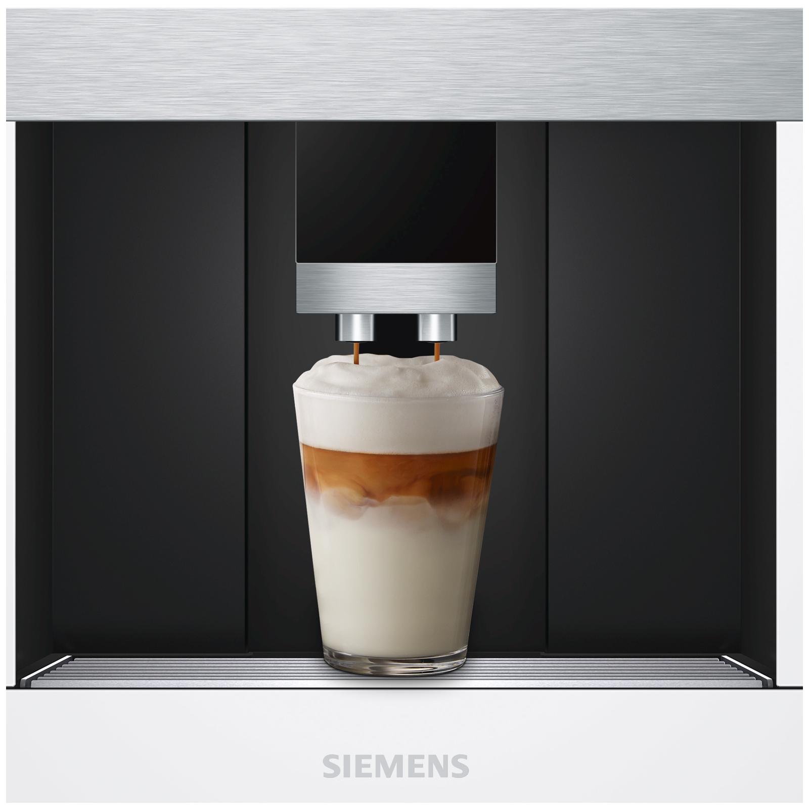 Кофеварка Siemens CT 636 LEW1 (CT636LEW1) изображение 2