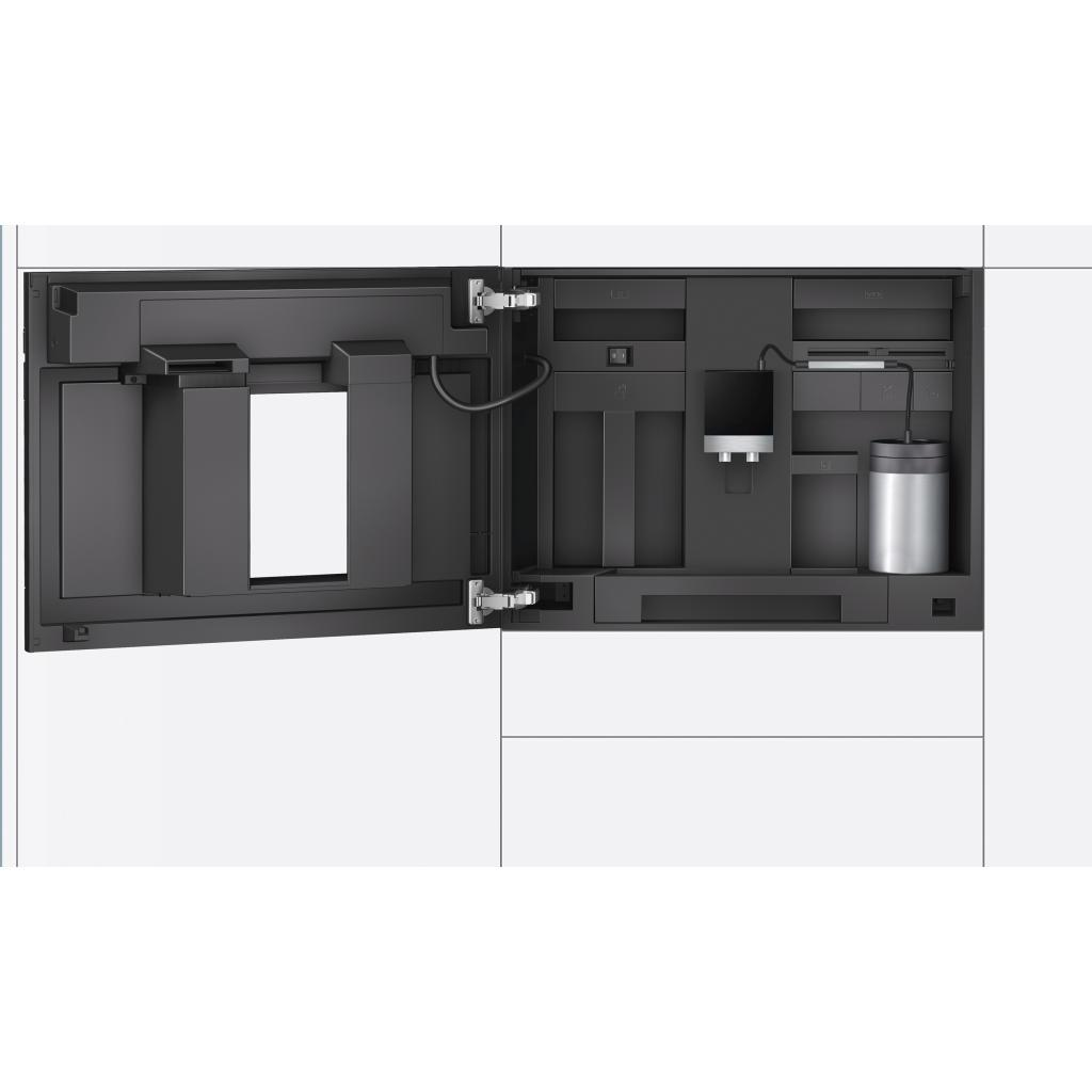 Кофеварка Siemens CT 636 LEW1 (CT636LEW1) изображение 3