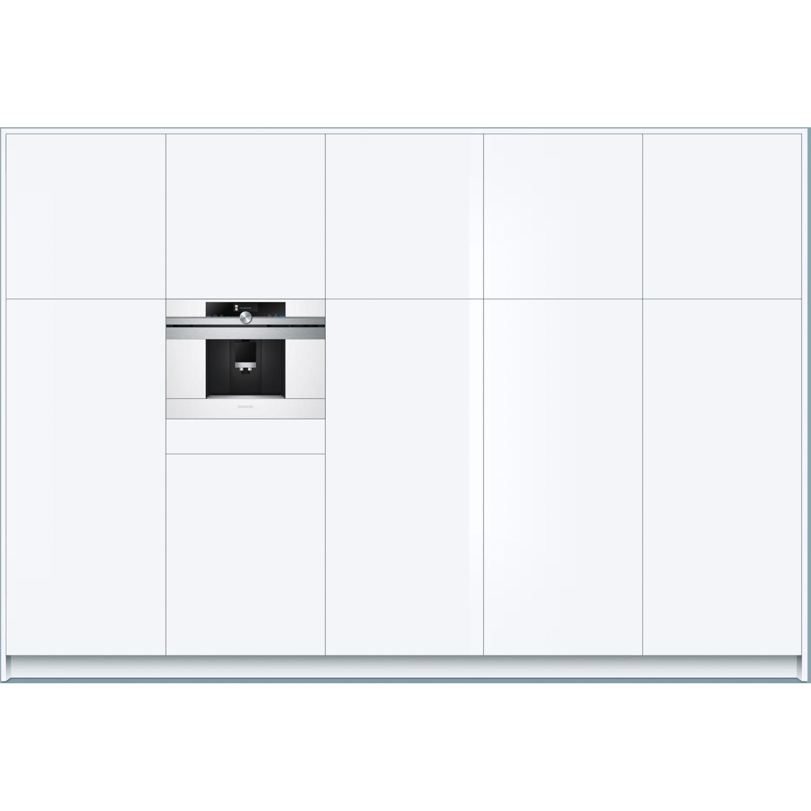 Кофеварка Siemens CT 636 LEW1 (CT636LEW1) изображение 4