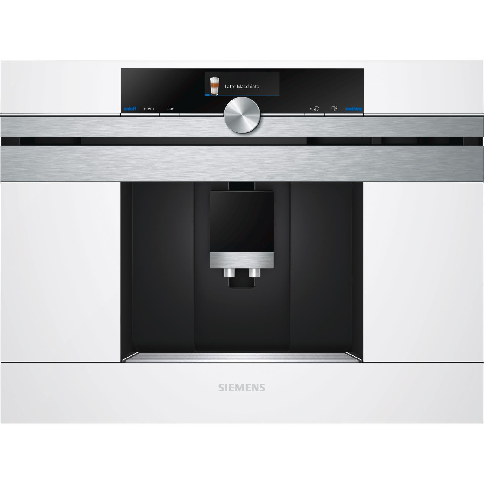 Кофеварка Siemens CT 636 LEW1 (CT636LEW1)