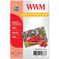 Бумага 10x15 Premium WWM (G180.F100.Prem)