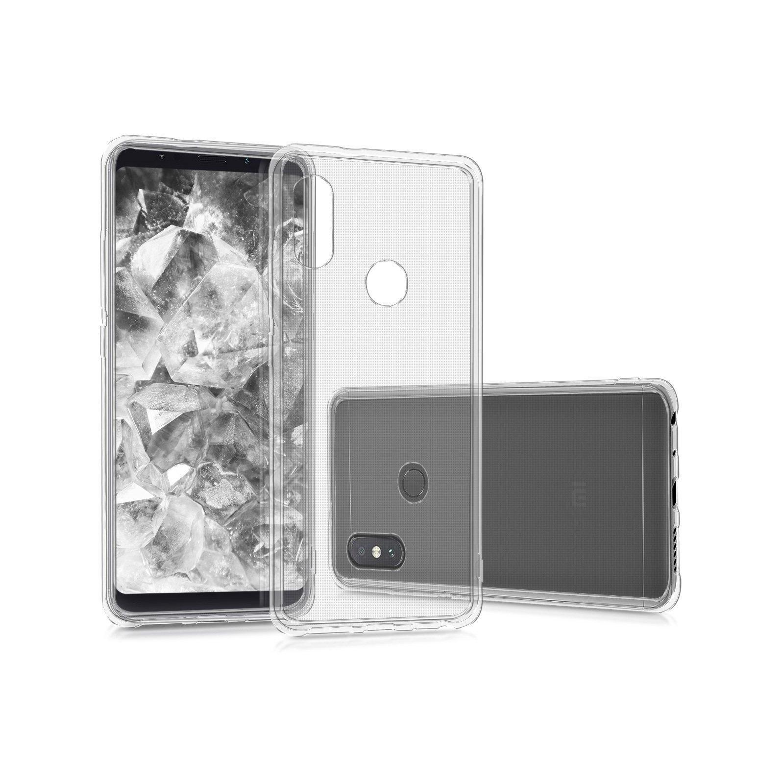Чехол для моб. телефона Laudtec для Xiaomi Redmi Note 5 Pro Clear tpu (Transperent) (LC-XRN5P) изображение 11