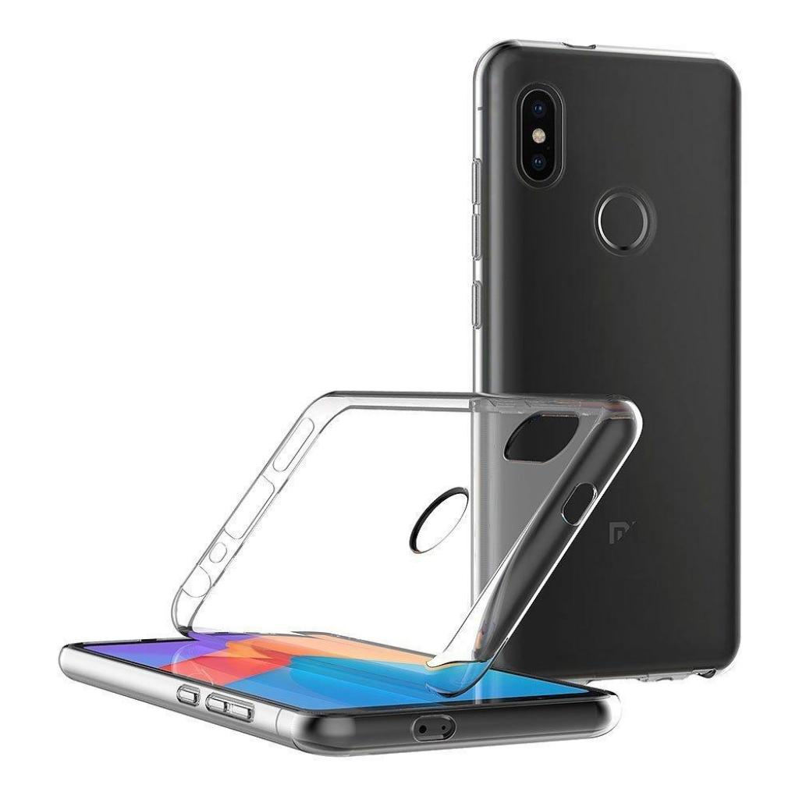 Чехол для моб. телефона Laudtec для Xiaomi Redmi Note 5 Pro Clear tpu (Transperent) (LC-XRN5P) изображение 3
