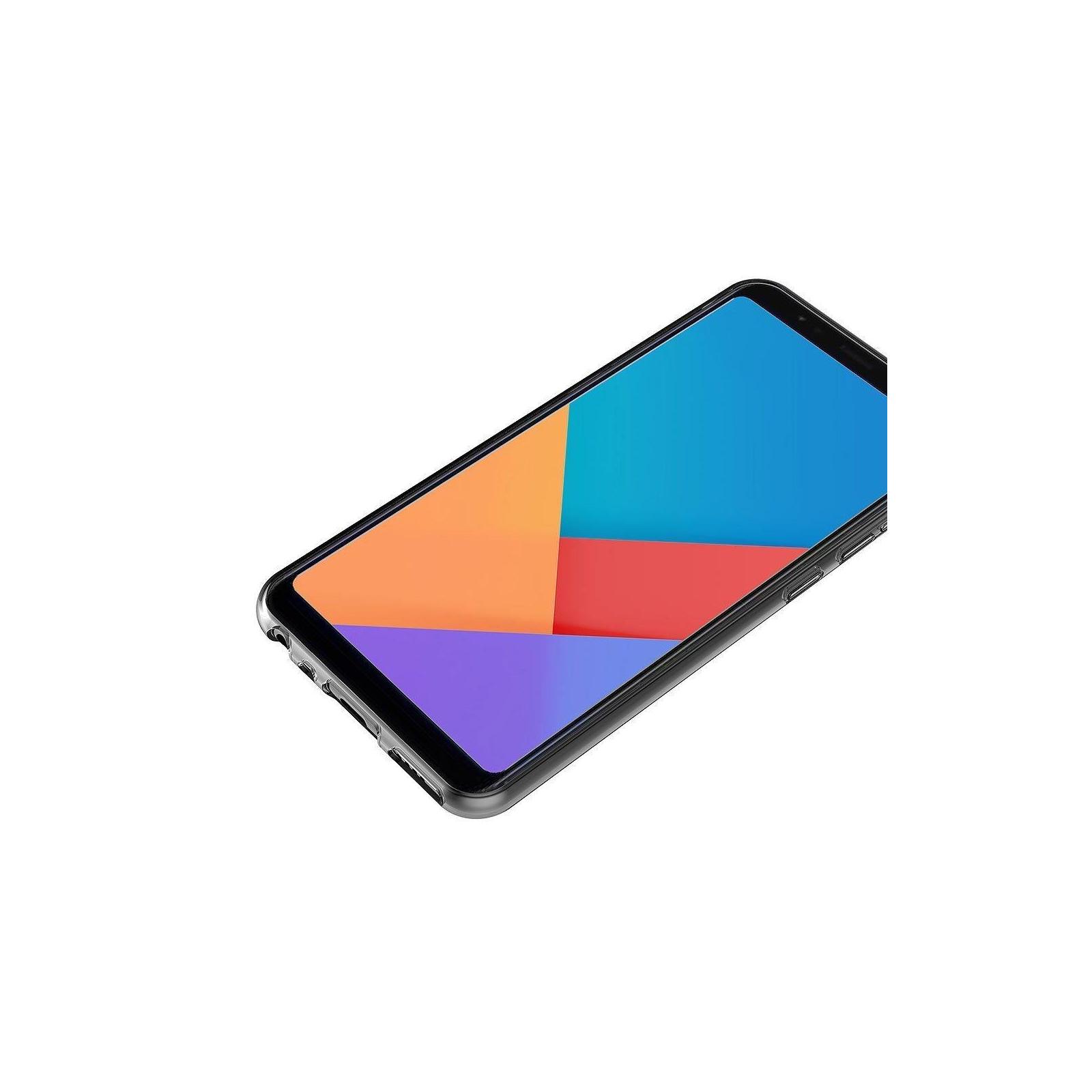 Чехол для моб. телефона Laudtec для Xiaomi Redmi Note 5 Pro Clear tpu (Transperent) (LC-XRN5P) изображение 5
