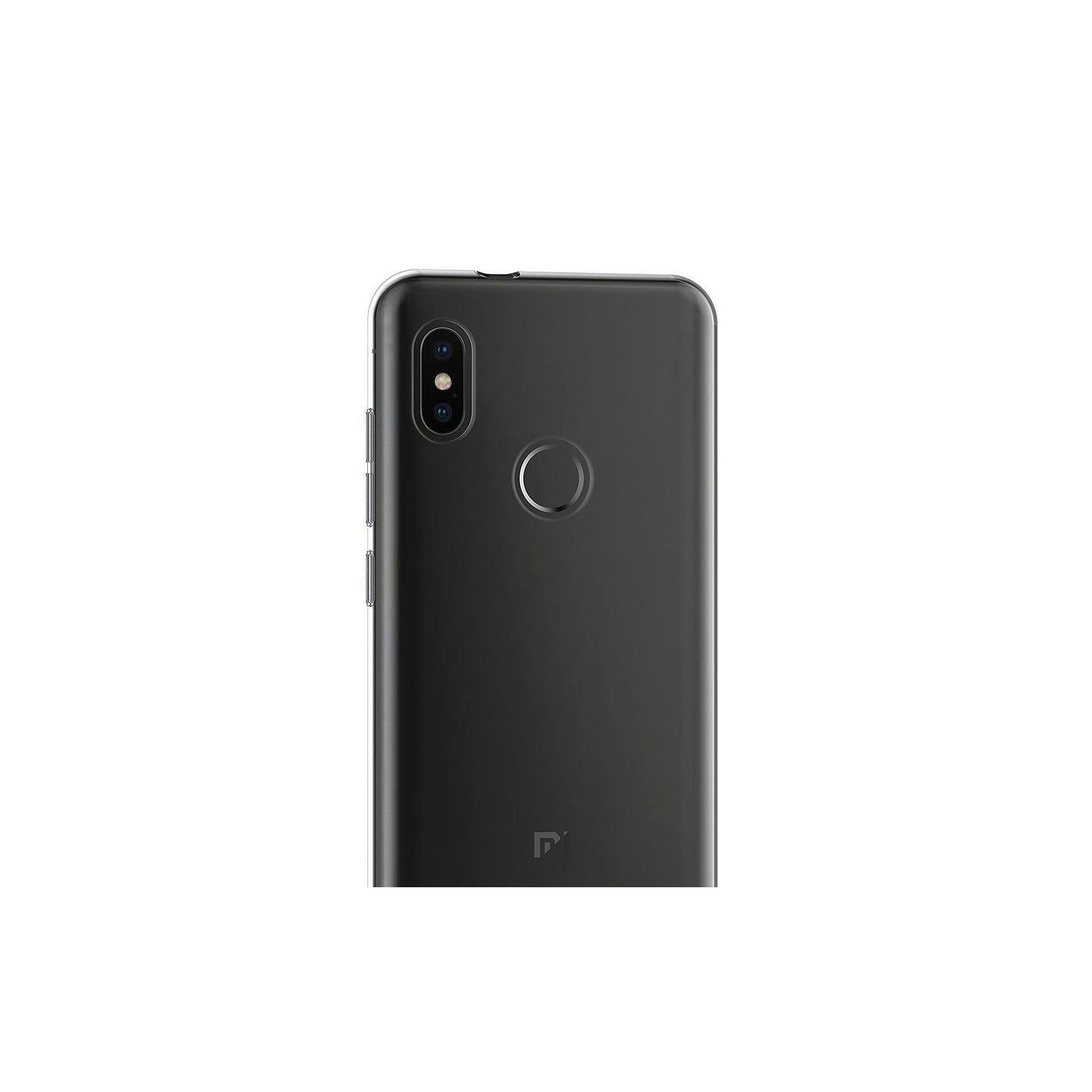 Чехол для моб. телефона Laudtec для Xiaomi Redmi Note 5 Pro Clear tpu (Transperent) (LC-XRN5P) изображение 6