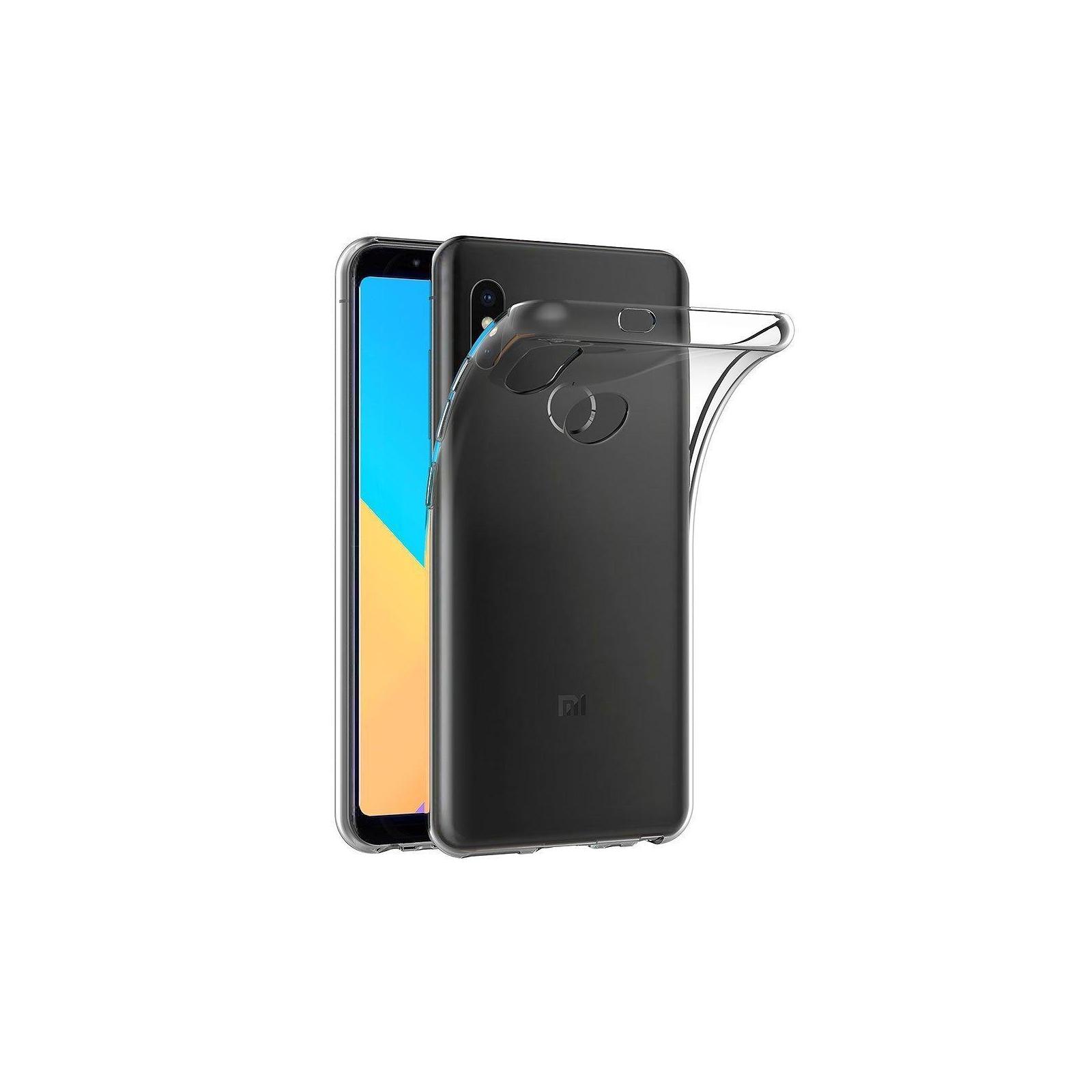 Чехол для моб. телефона Laudtec для Xiaomi Redmi Note 5 Pro Clear tpu (Transperent) (LC-XRN5P)