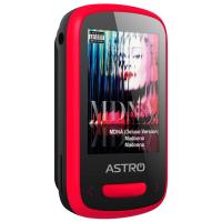 mp3 плеєр Astro M4 Black/Pink