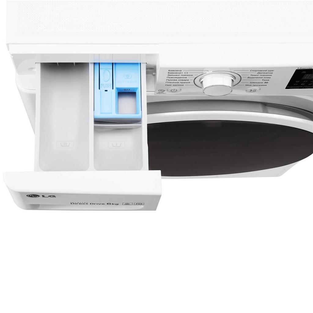 Стиральная машина LG F0J6NN0W изображение 12