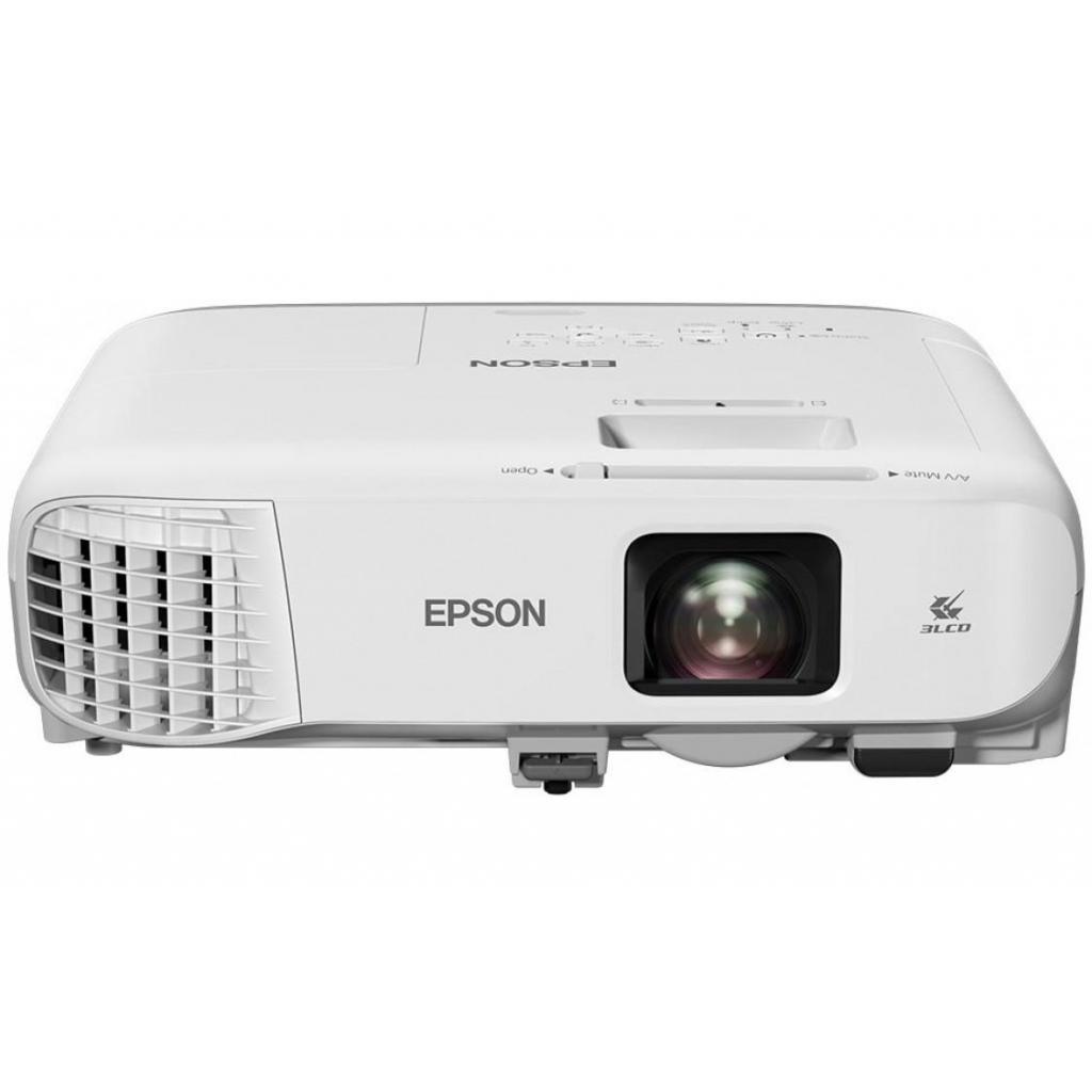 Проектор Epson EB-980W (V11H866040) изображение 2