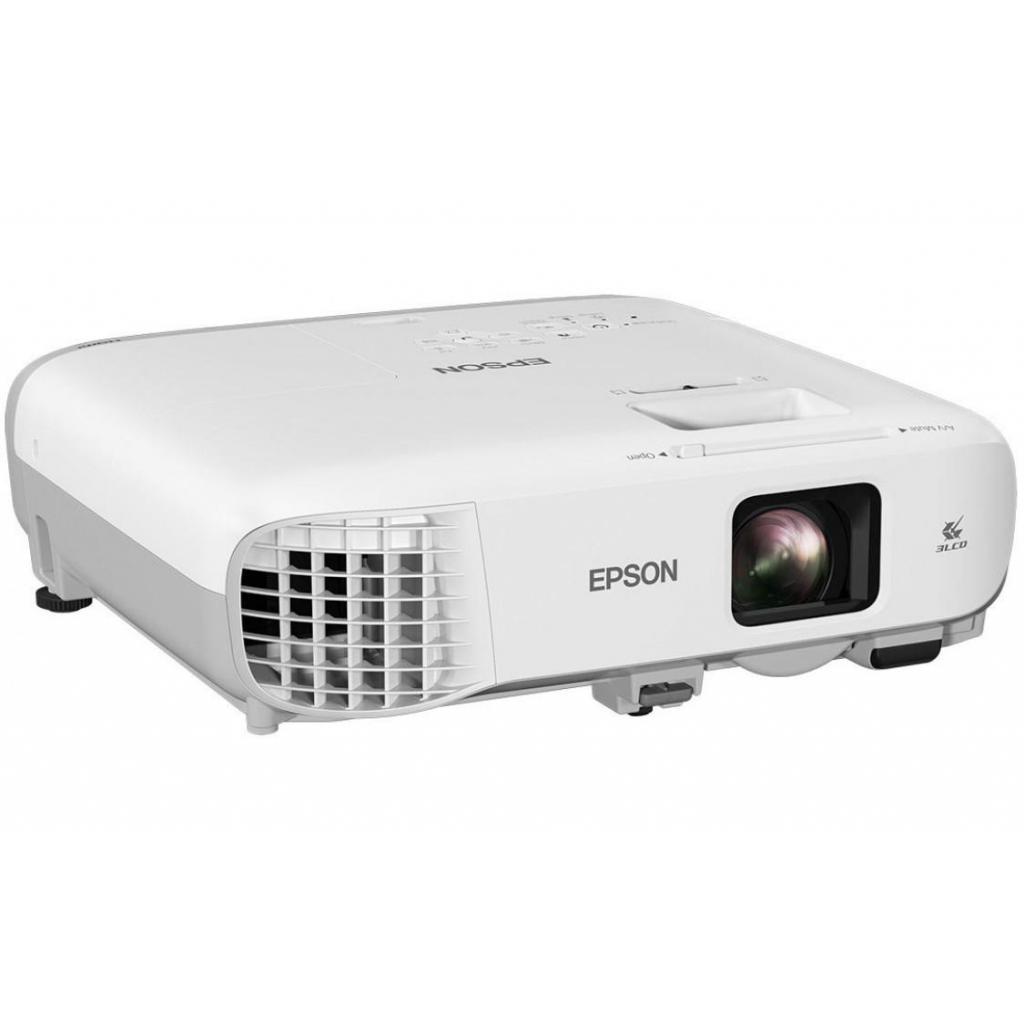 Проектор Epson EB-980W (V11H866040) изображение 4