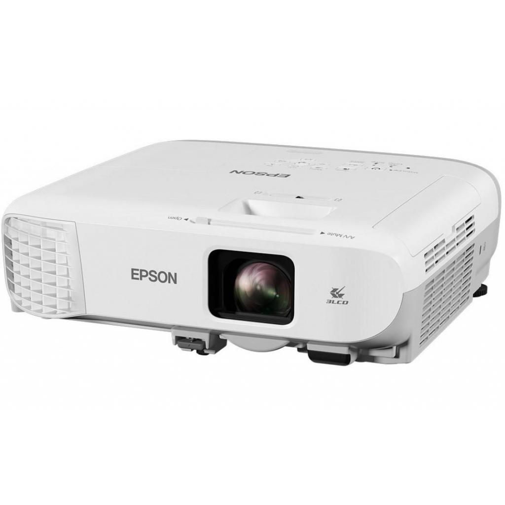 Проектор Epson EB-980W (V11H866040)