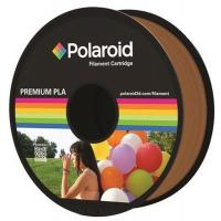 Пластик для 3D-принтера Polaroid PLA 1.75мм/1кг, brown (3D-FL-PL-8012-00)